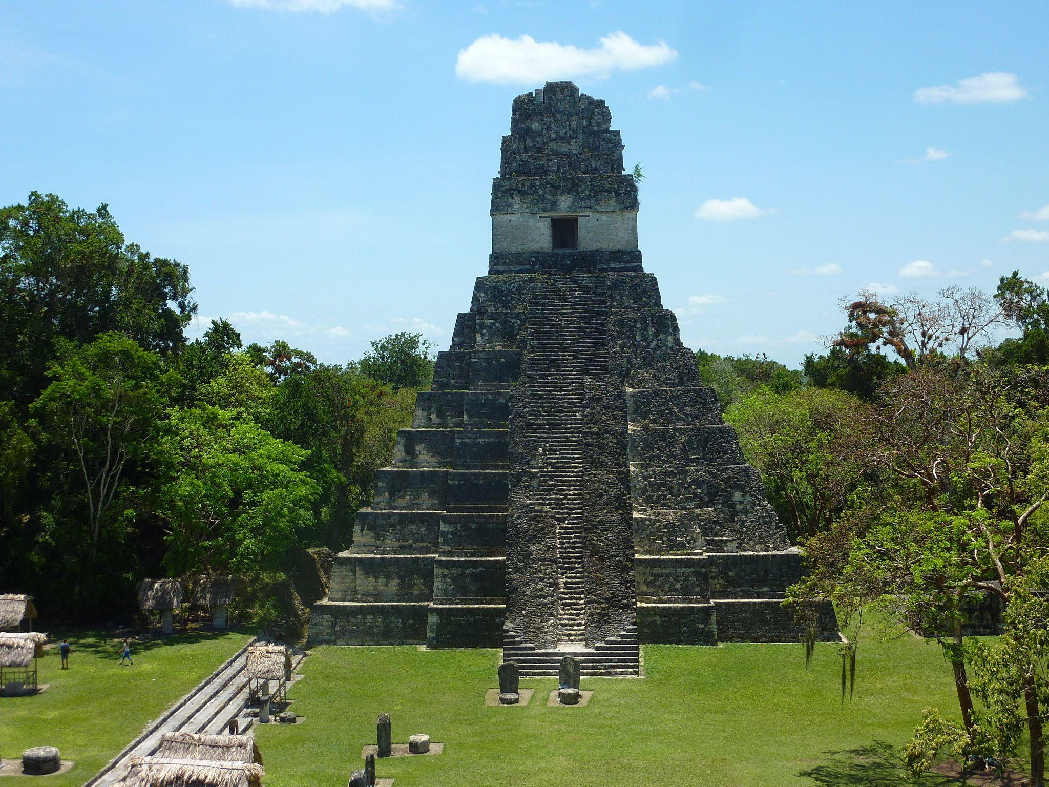 Tikal National Park | one way ticket