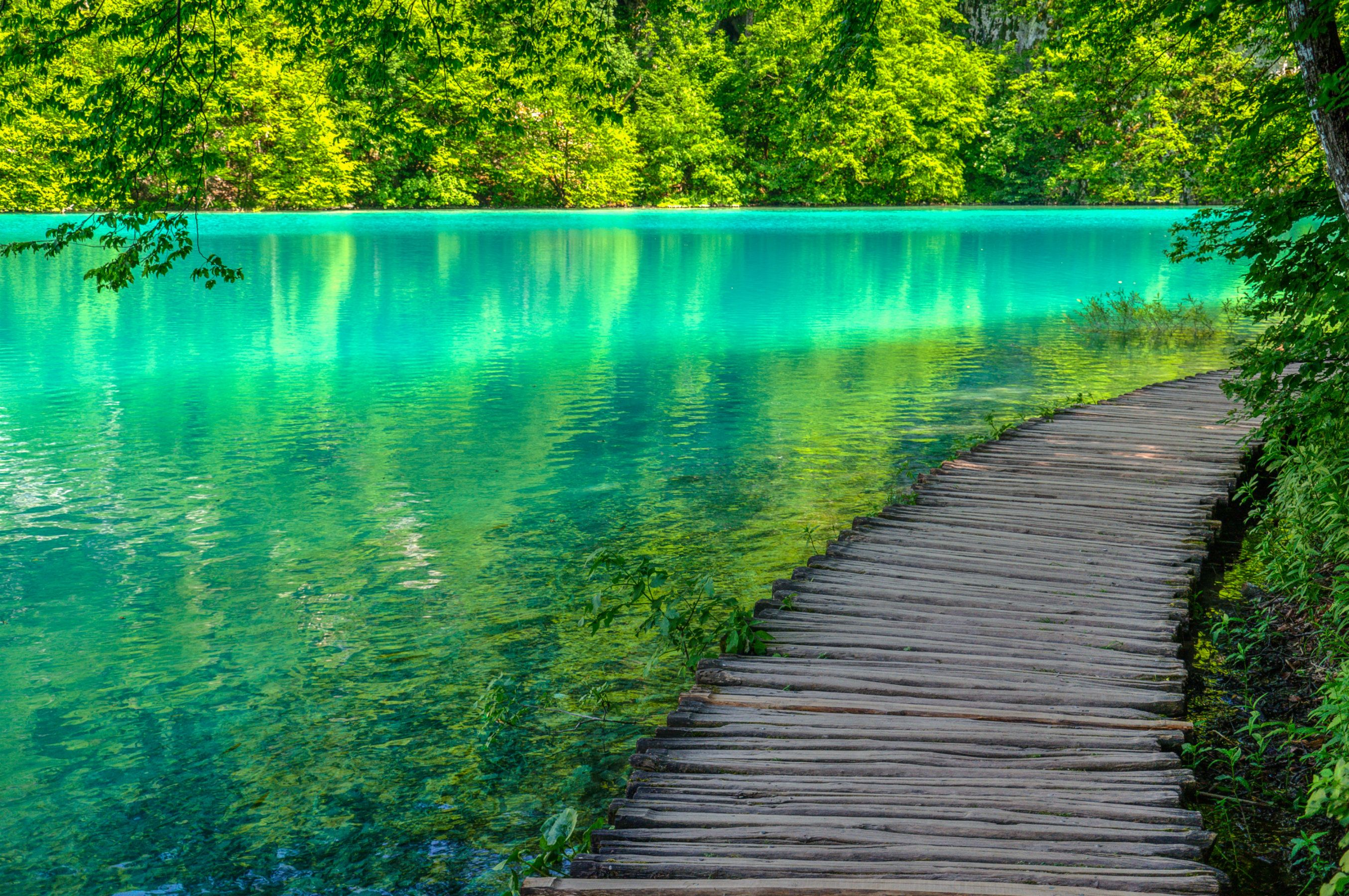 Croatia, Plitvice Lakes National Park wallpapers