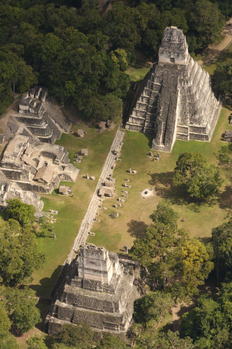 Tikal National Park Slideshow Photo 11 of 19 ... click to see full ...