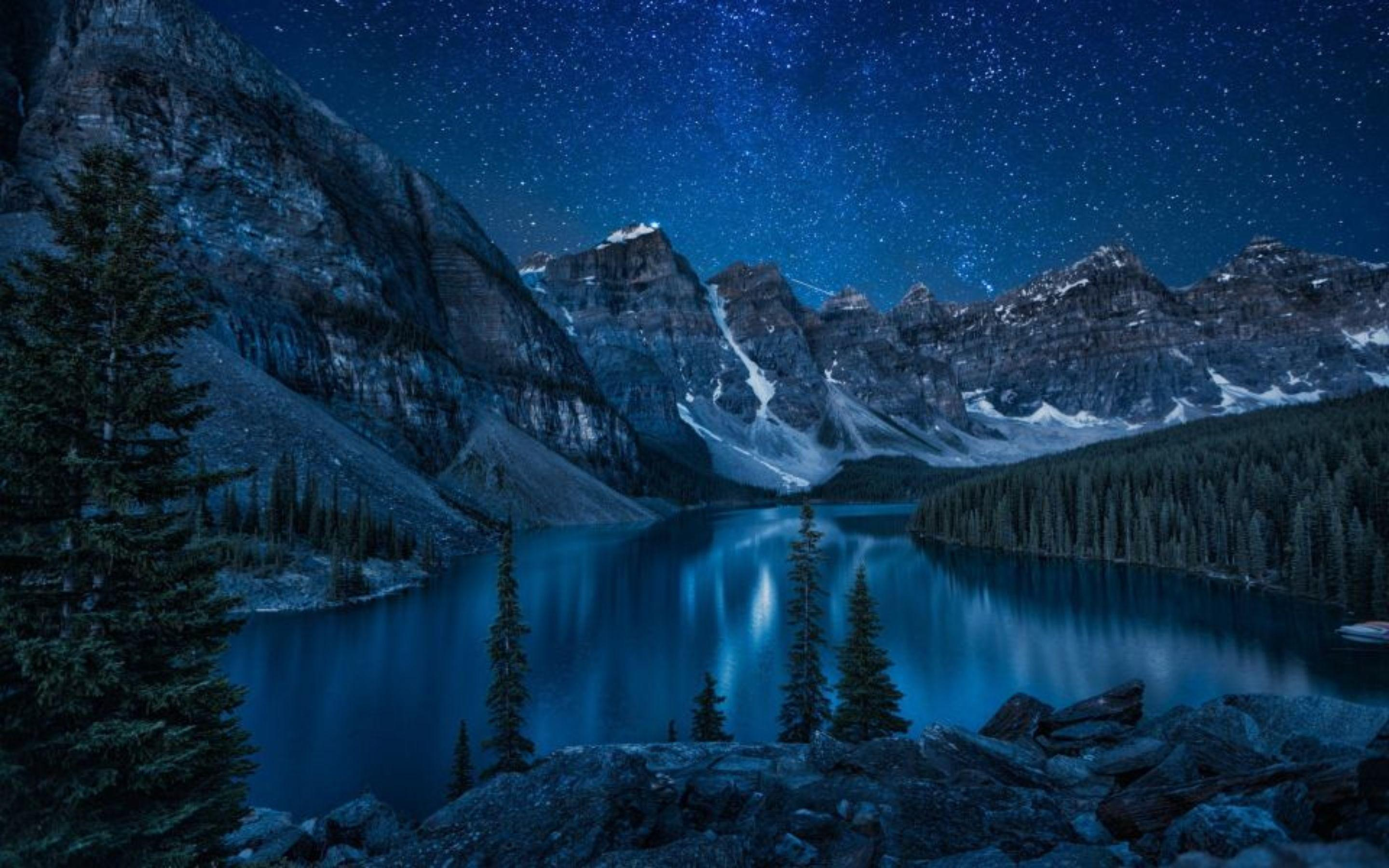 Moraine Lake Banff National Park Canada HD Wallpapers