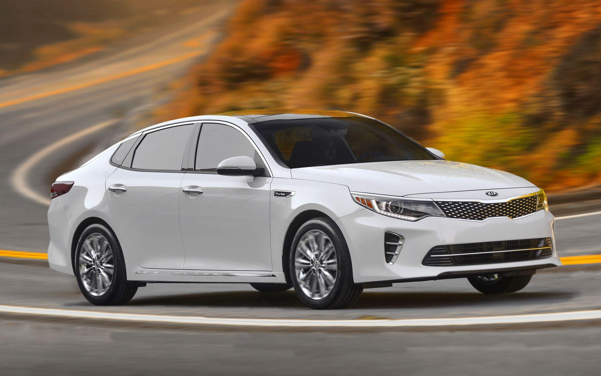 Kia Optima SXL (2016) Wallpapers and HD Images - Car Pixel