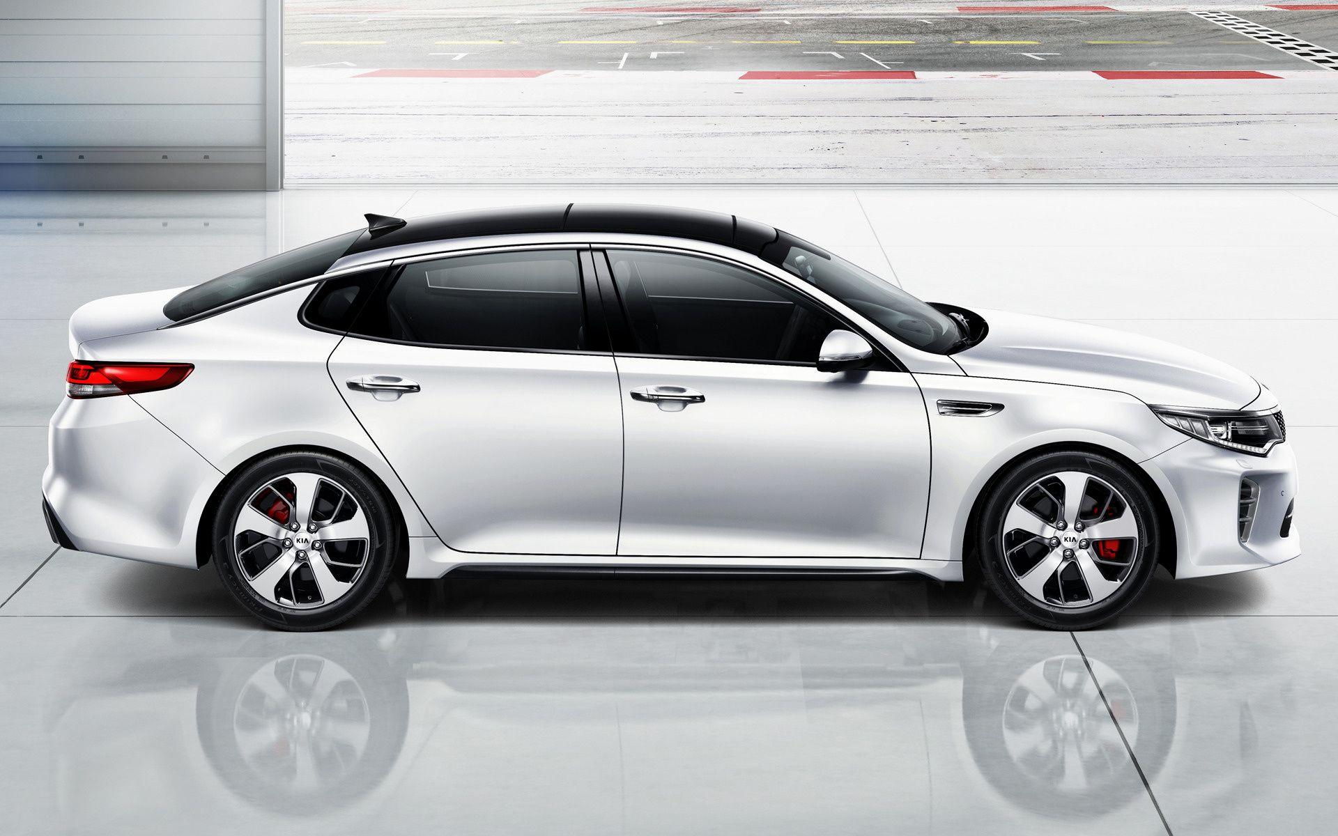 Kia Optima GT (2016) EU Wallpapers and HD Images - Car Pixel