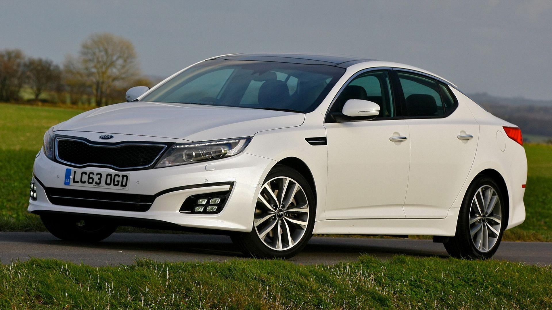 Kia Optima EcoDynamics (2014) UK Wallpapers and HD Images - Car Pixel