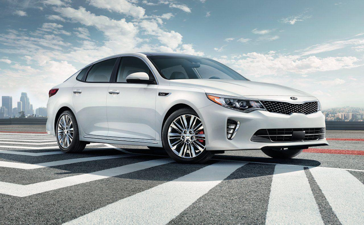 2018 Kia Optima white city background 4k uhd wallpaper - Latest Cars ...