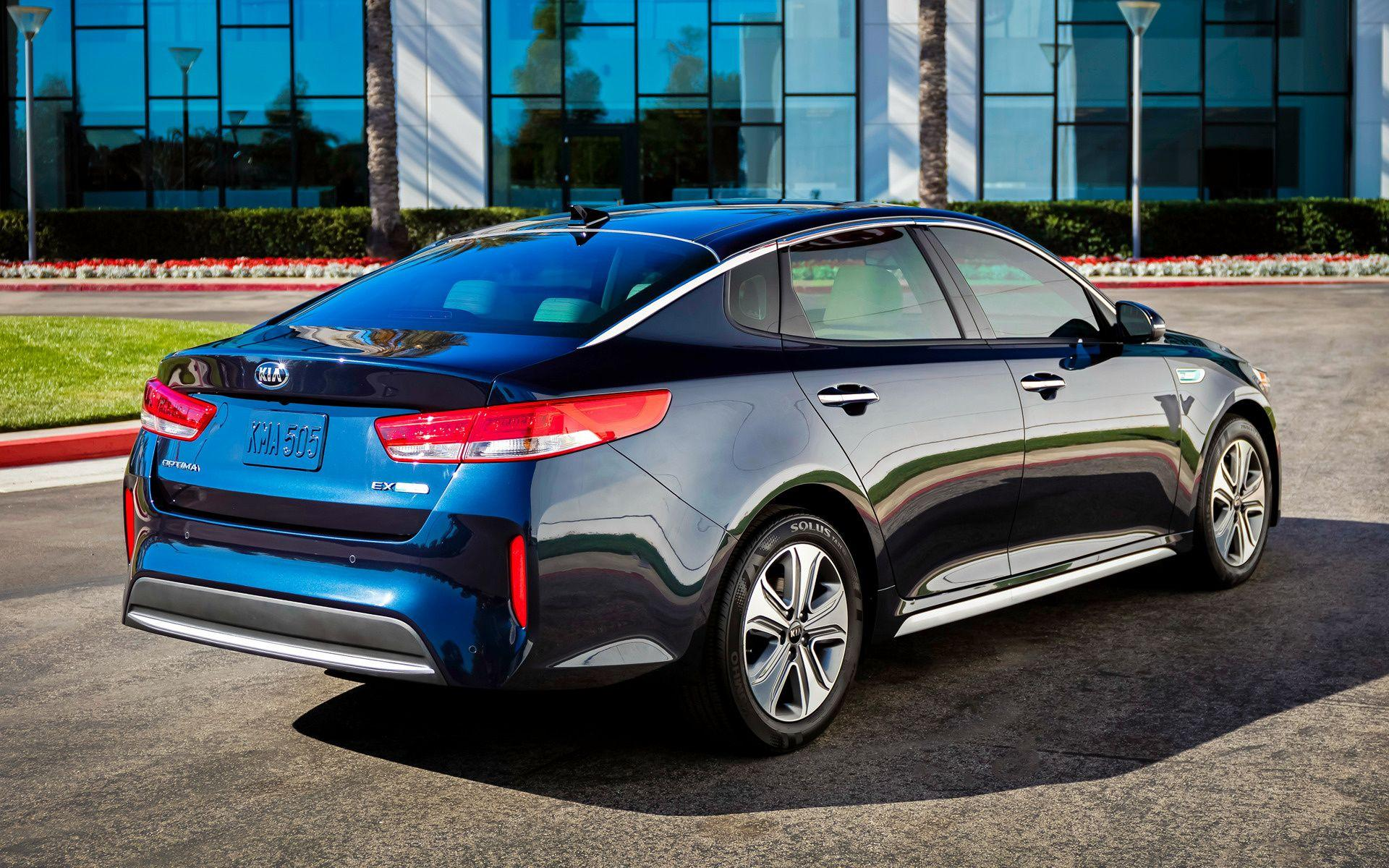 Kia Optima Hybrid EX (2017) Wallpapers and HD Images - Car Pixel