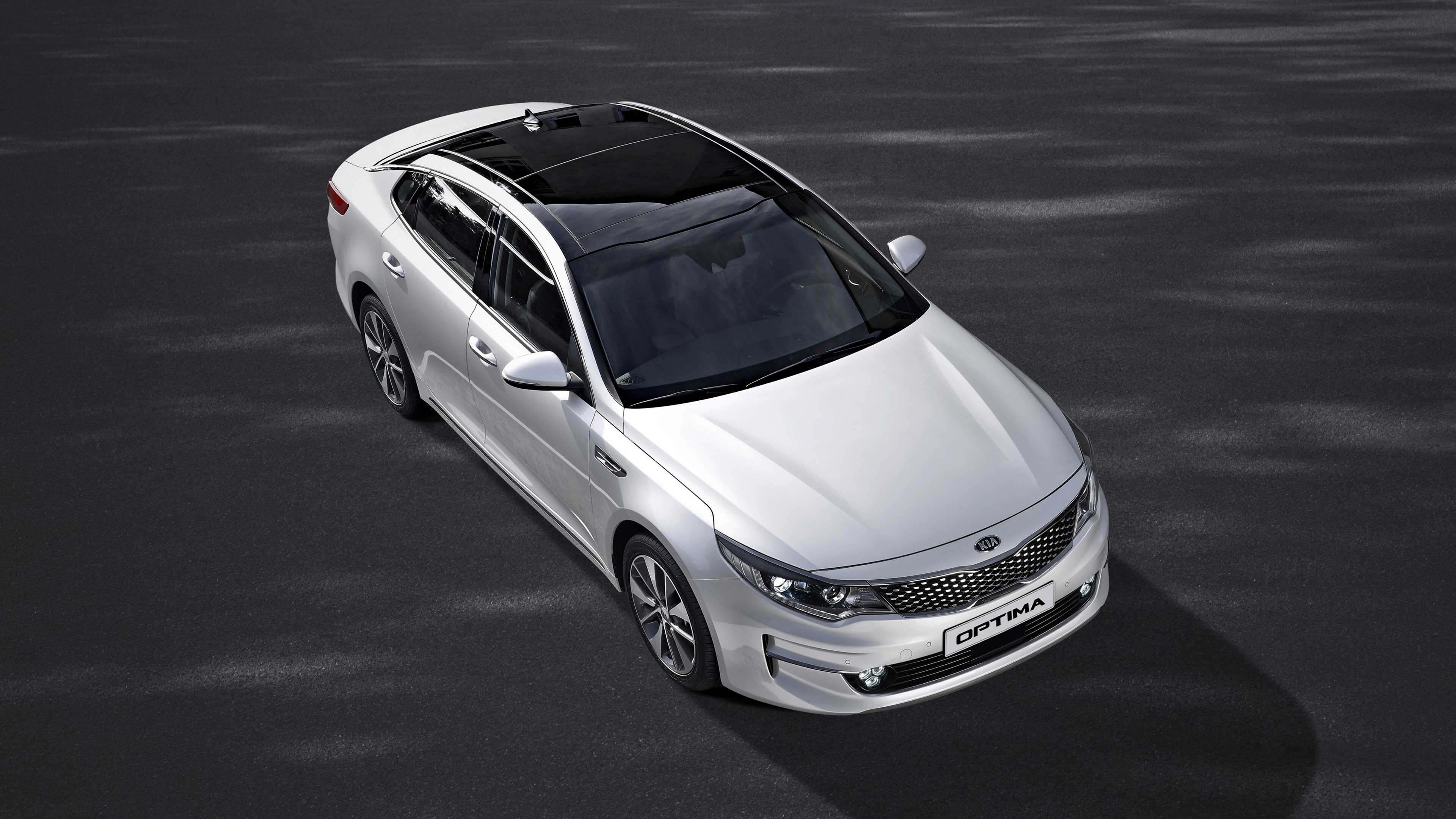 2016 Kia Optima 4K Wallpapers