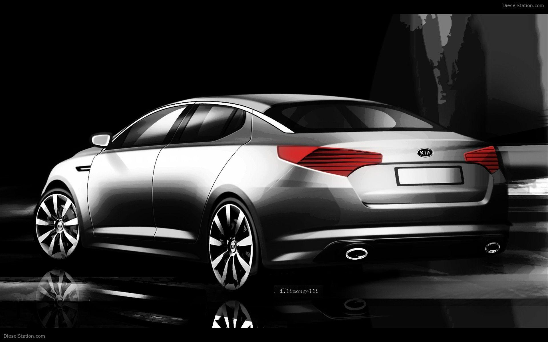 Kia Optima 2011 - Cool Designs Car