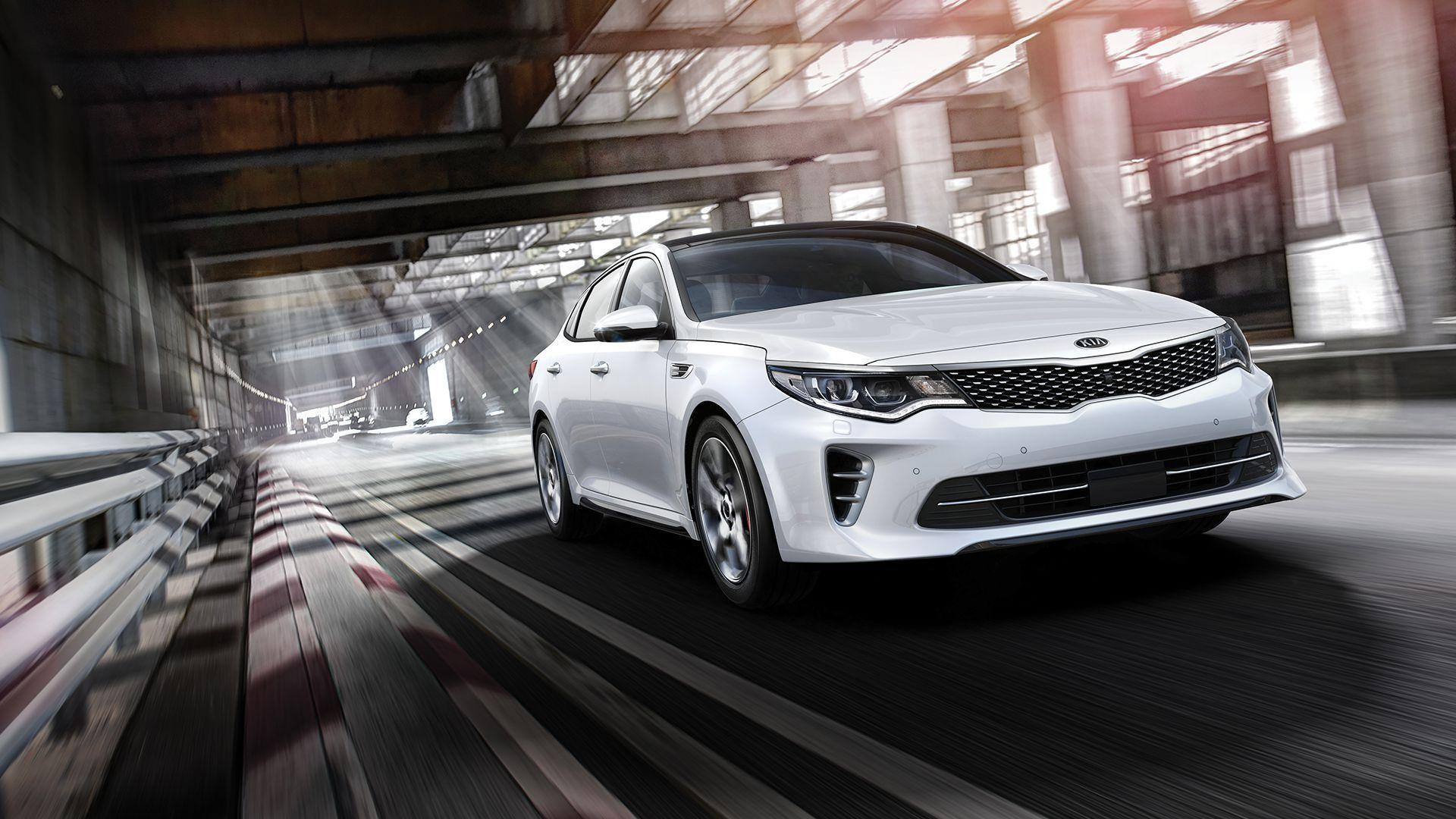 The all-new Kia Optima GT | Kia Motors Europe