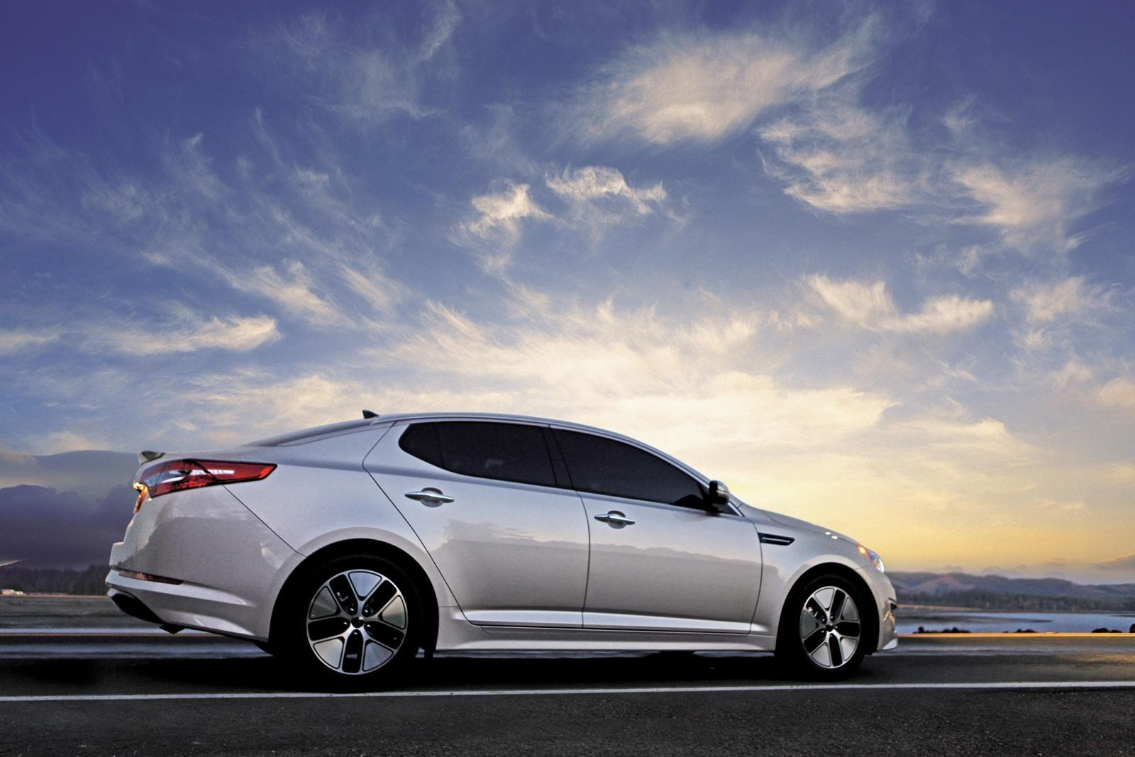 Kia Optima Hybrid 2011 photo 64578 pictures at high resolution