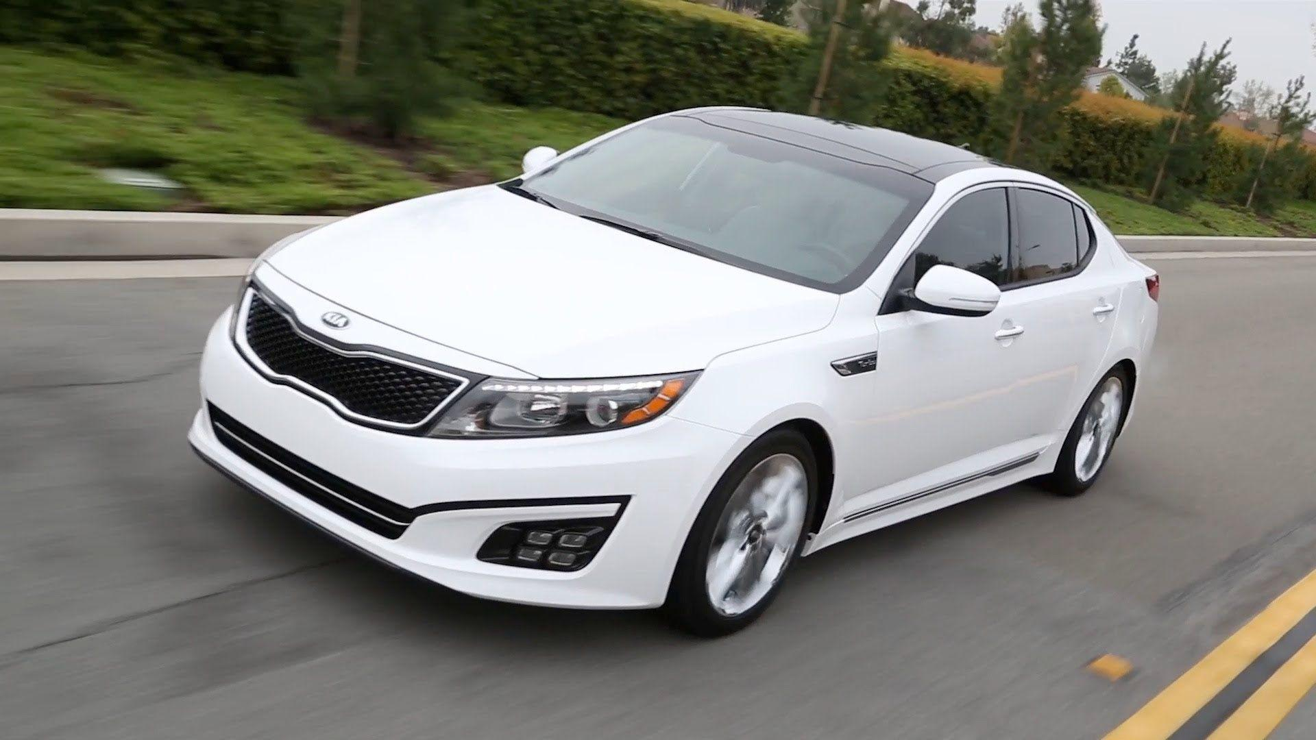 2014 Kia Optima SXL - YouTube