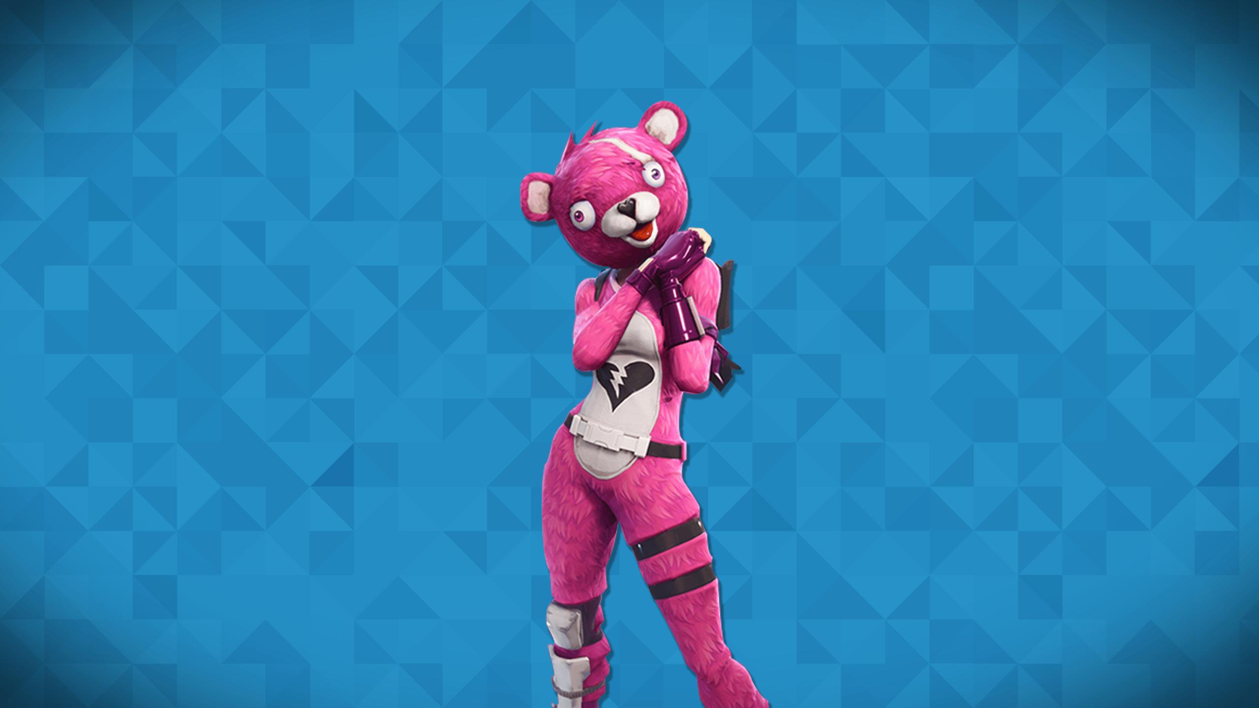 フォートナイトのPink Bear