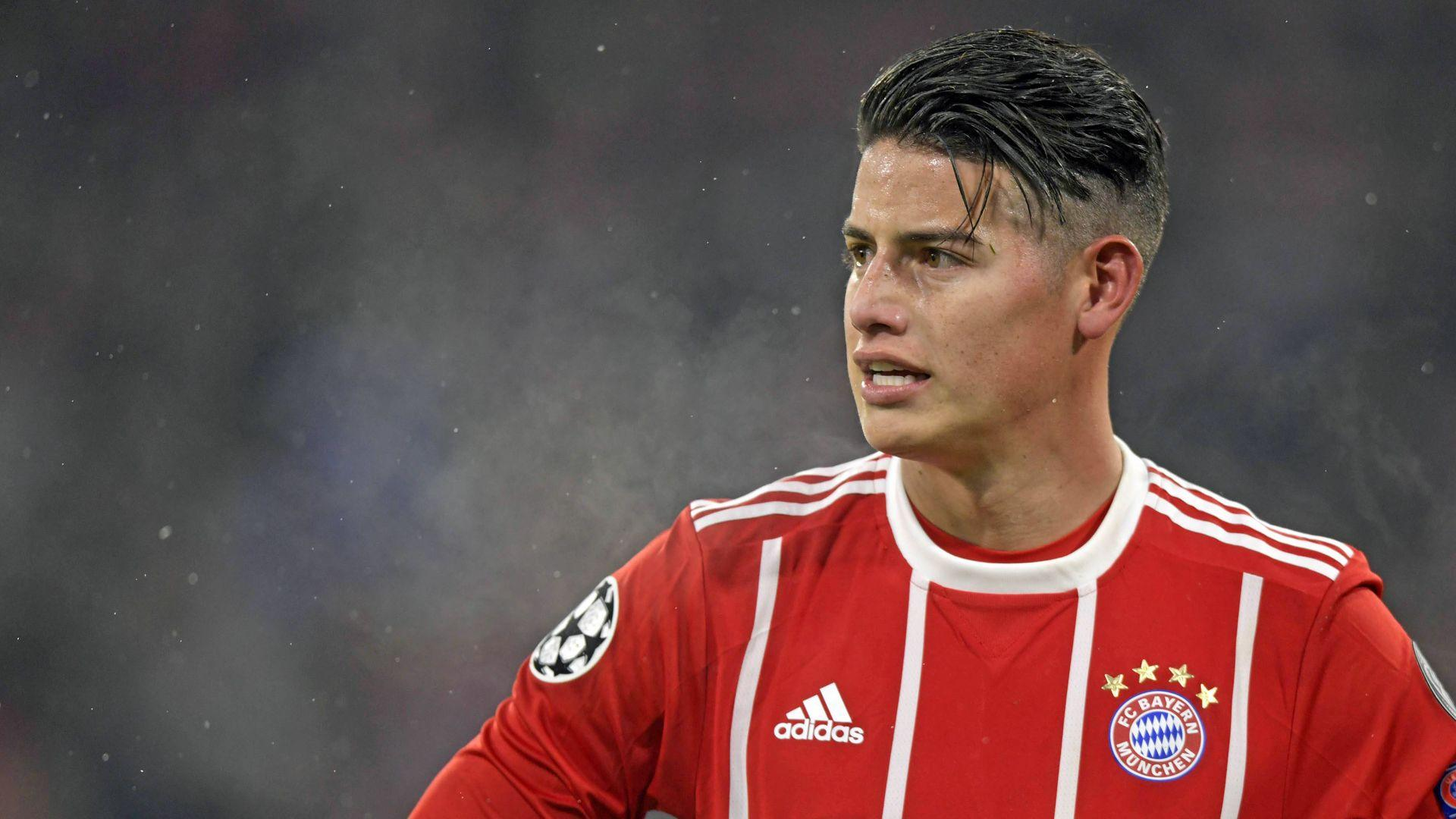 release date d673c c9b11 James Rodriguez Bayern Munich Wallpapers - Wallpaper Cave