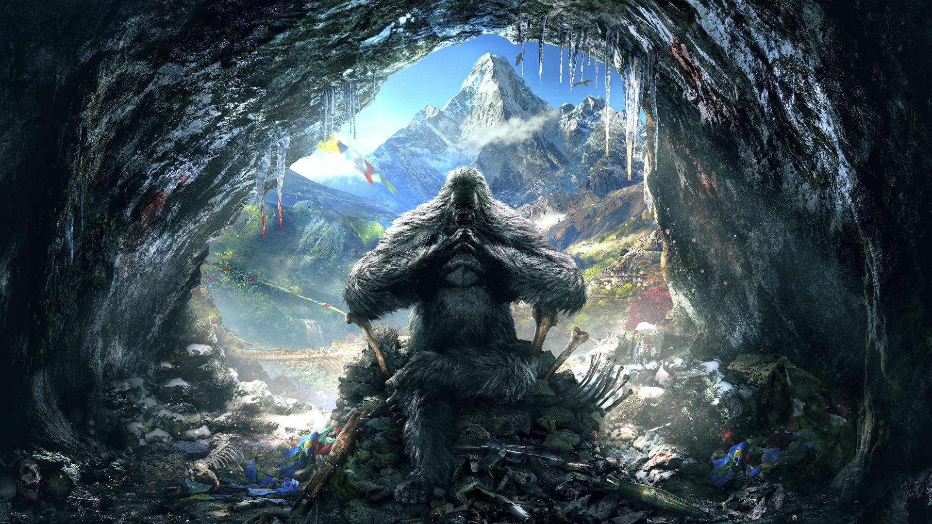 4k Video Game Wallpapers Wallpaper Cave