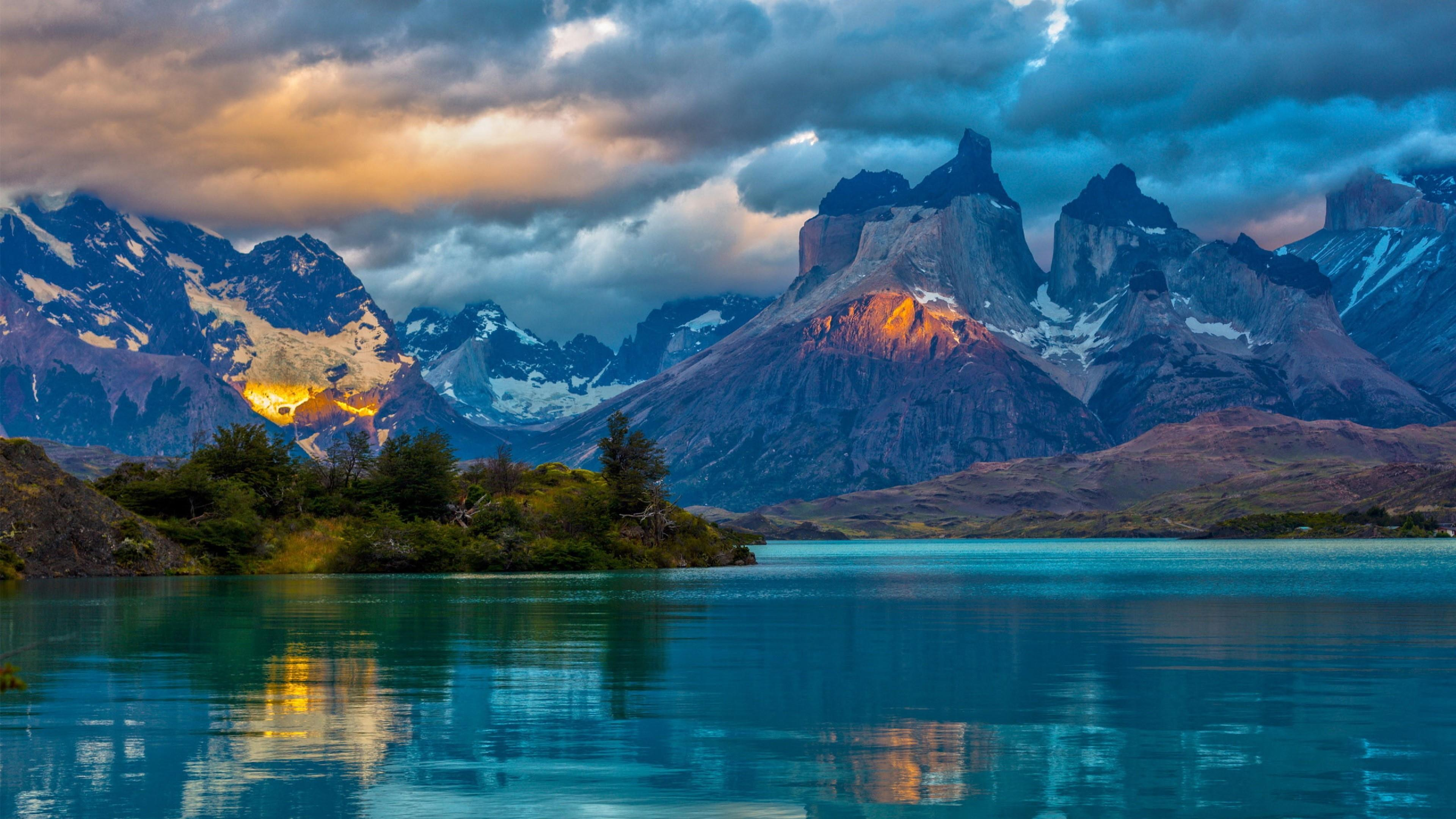 Torres Del Paine National Park Wallpapers - Wallpaper Cave