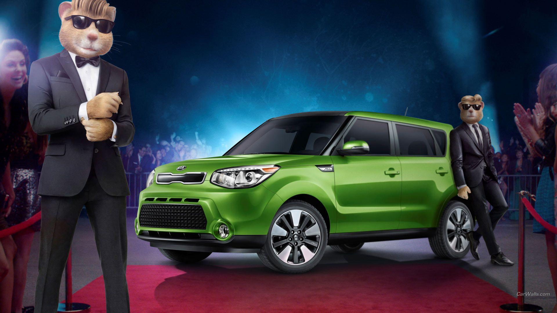 Kia Soul Full HD Wallpaper and Background Image | 1920x1080 | ID:449867