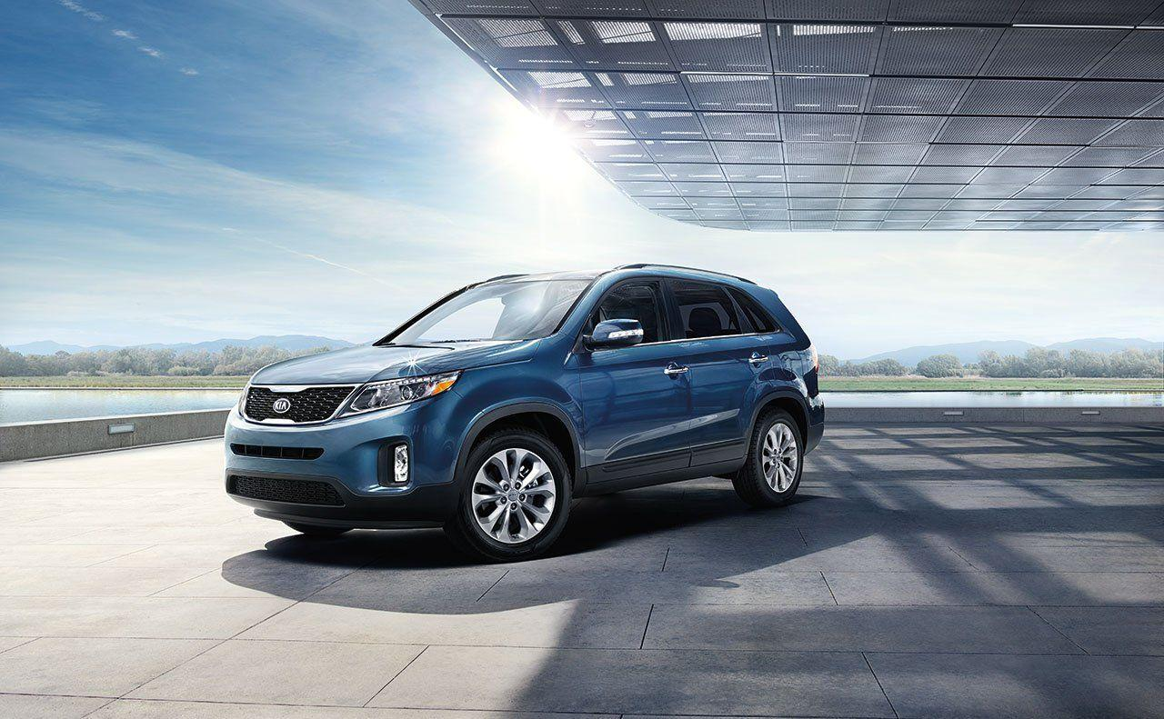 2015 Kia Sorento Wallpapers HD Widescreen