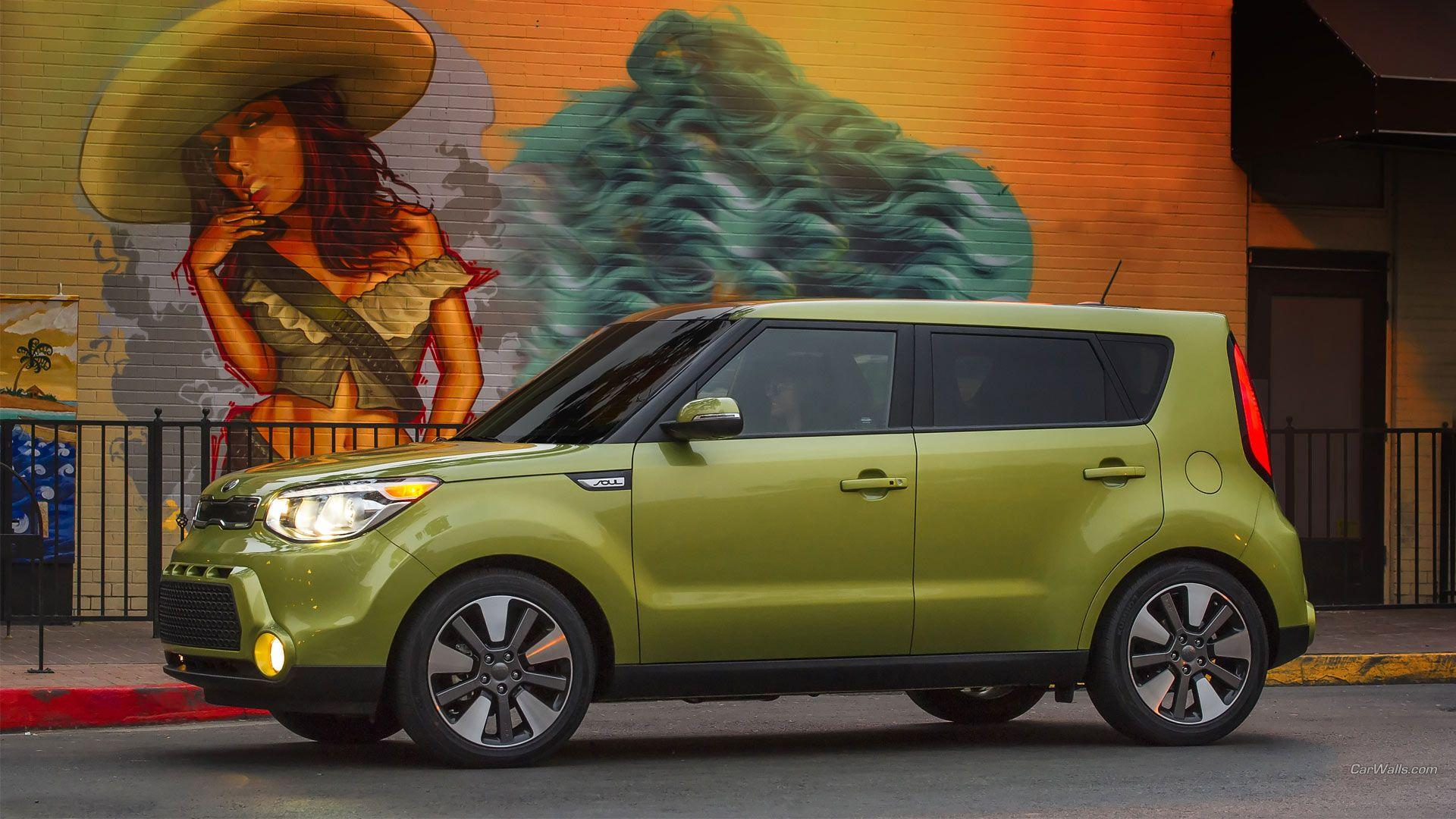 Kia Soul Full HD Wallpaper and Background Image | 1920x1080 | ID:449850