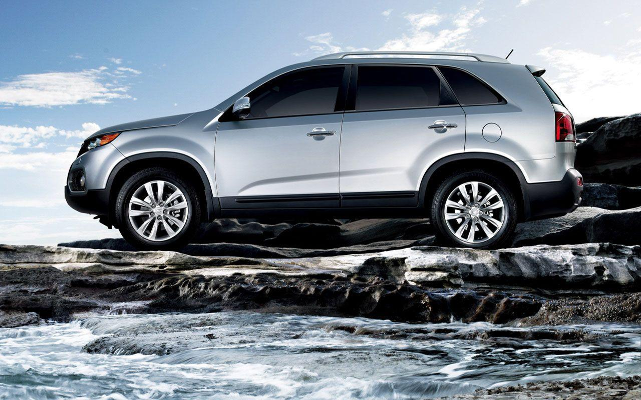 Kia Sorento SUV Car Specifications and High