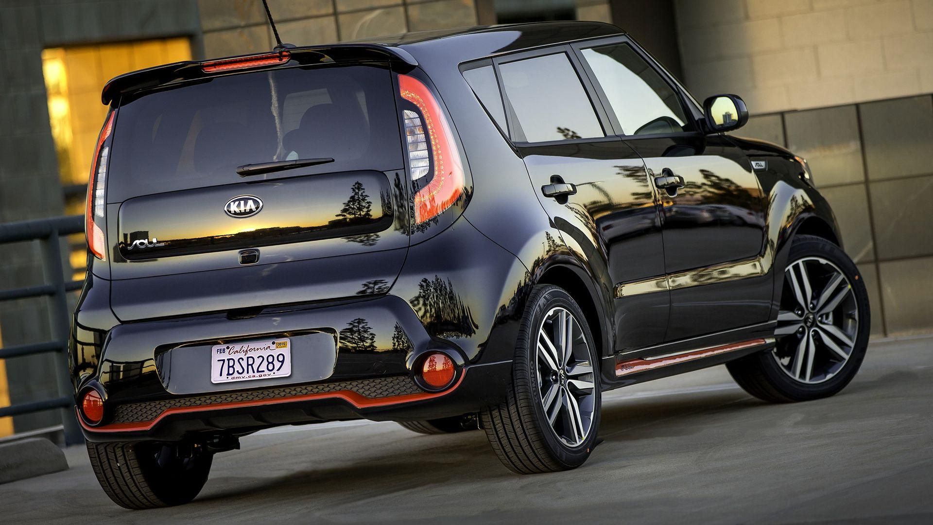 Kia Soul Red Zone (2013) Wallpapers and HD Images - Car Pixel