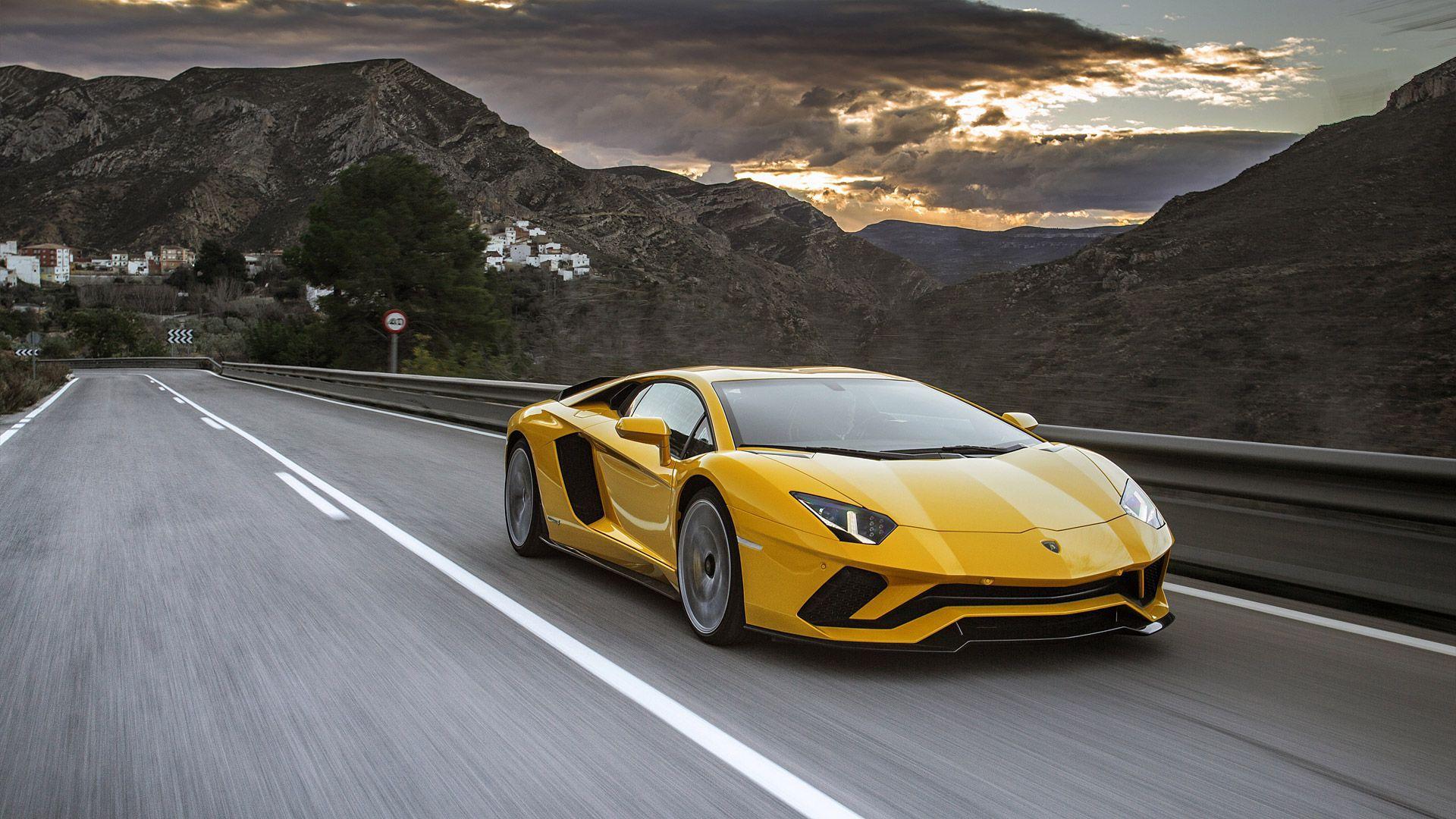Lamborghini Aventador S Wallpapers - Wallpaper Cave