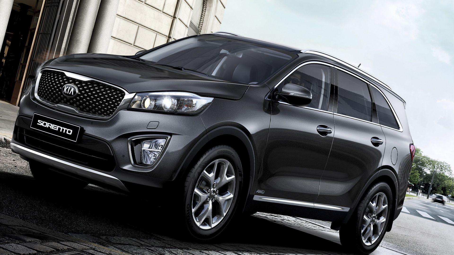 2018 Kia Sorento Wallpapers