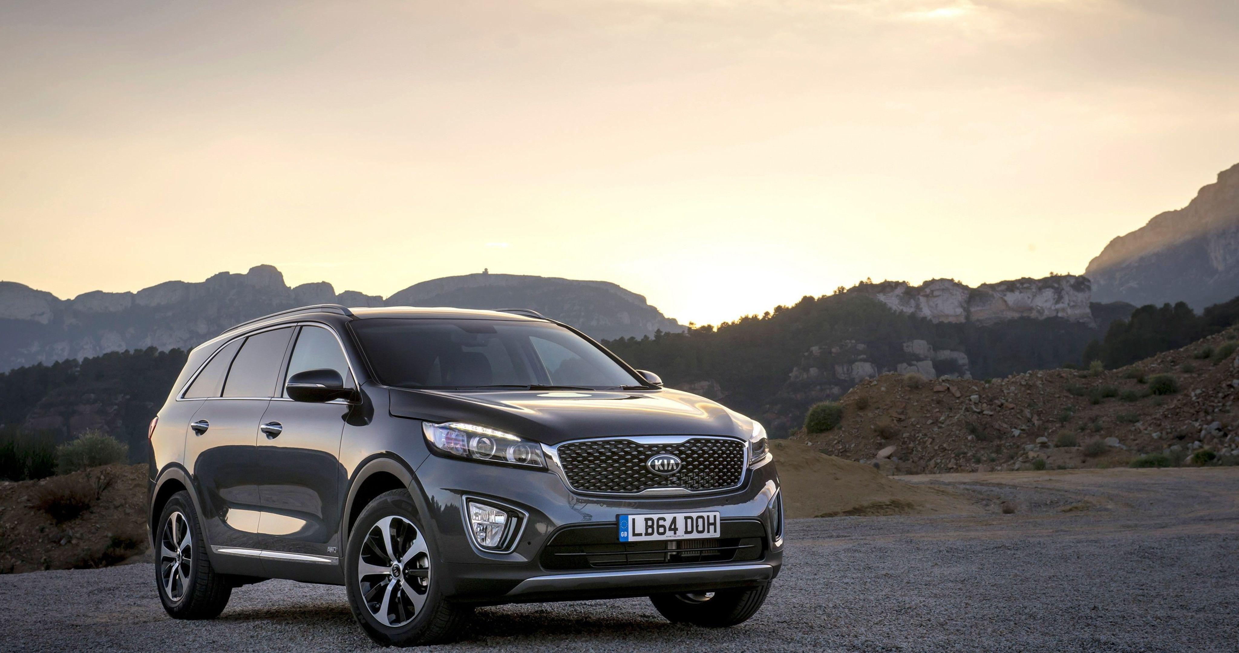 Kia Sorento 2015 4k UHD Wallpapers