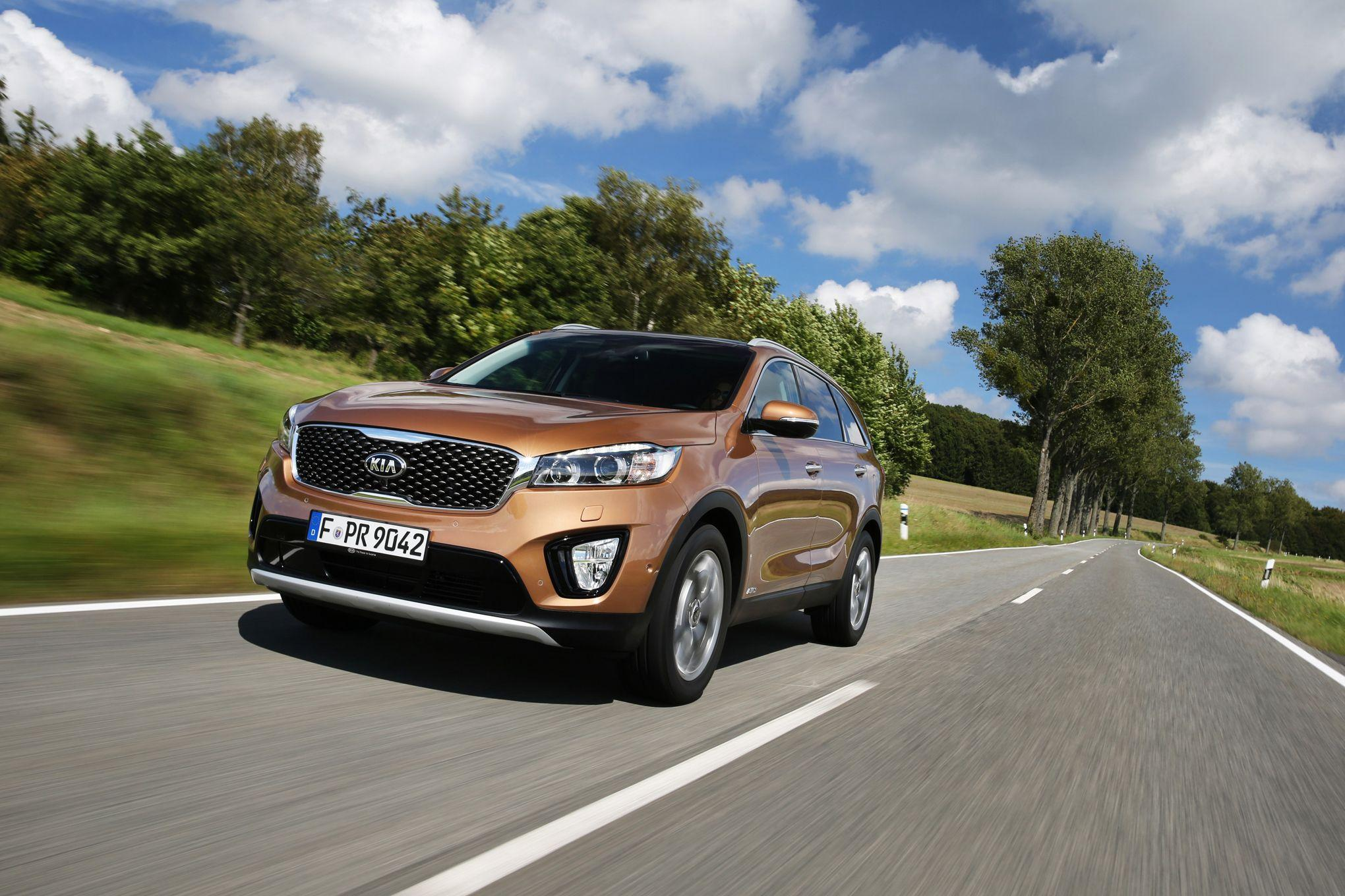 Kia Sorento Wallpapers