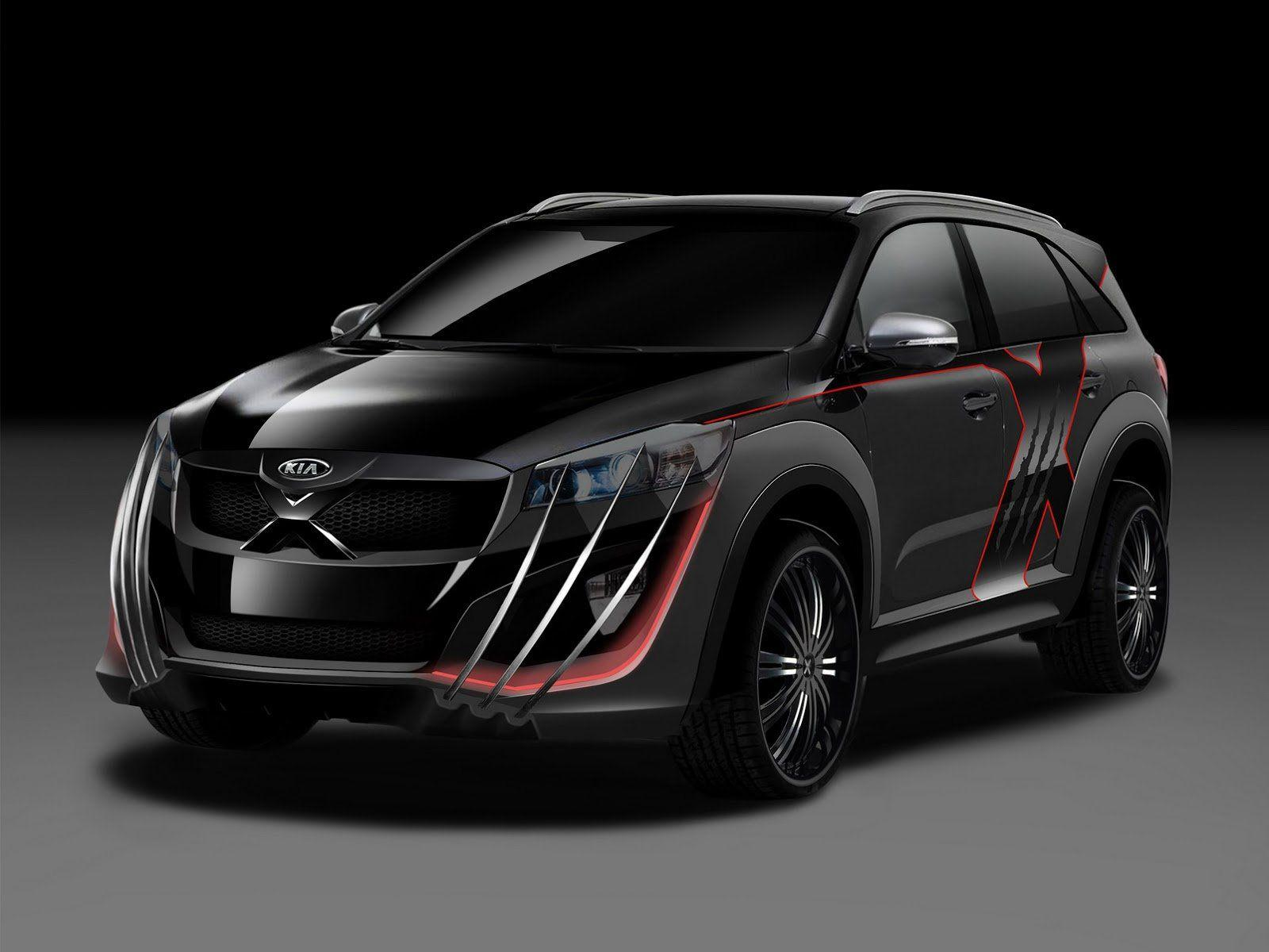 Kia Sorento Wolverine suv cars wallpapers