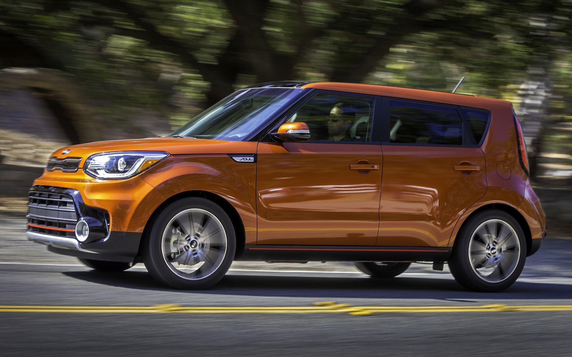 Kia Soul (2017) US Wallpapers and HD Images - Car Pixel