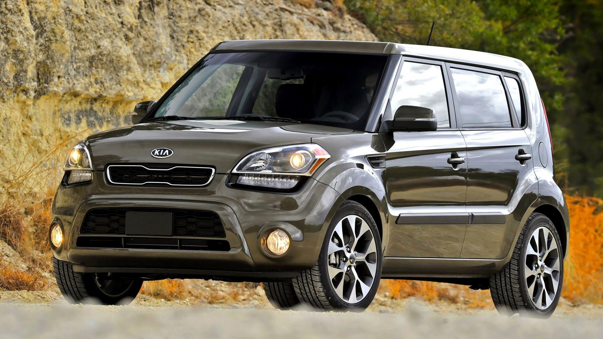 Kia Soul (2011) US Wallpapers and HD Images - Car Pixel