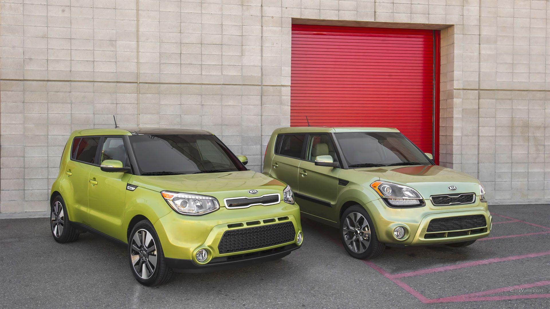 Kia Soul Full HD Wallpaper and Background Image | 1920x1080 | ID:449878