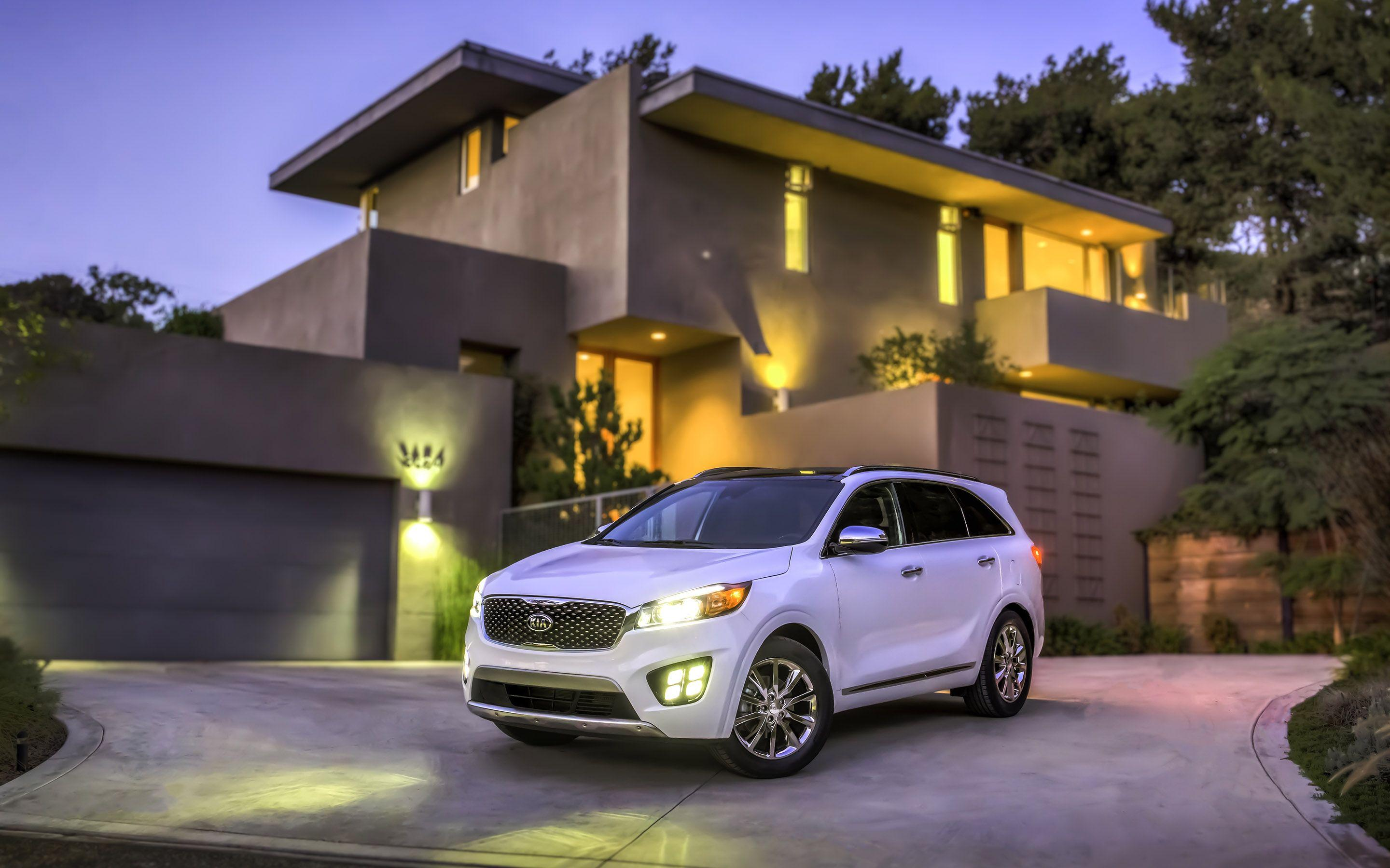 KIA SORENTO Partilhado de: https://wallpaperspal/wp