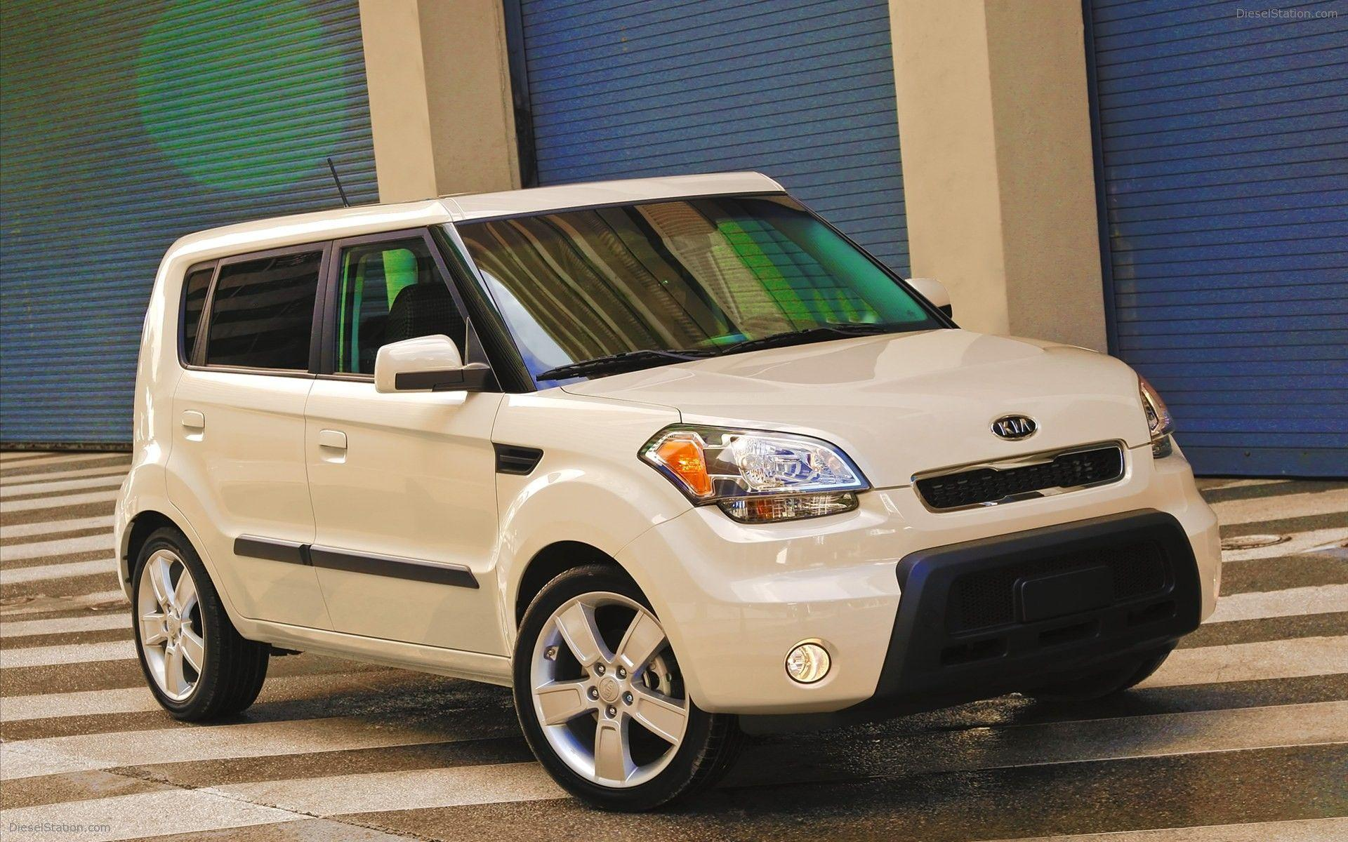 Kia Soul 2011 Widescreen Exotic Car Wallpapers of 28 : Diesel Station