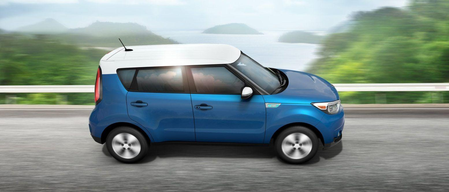 2018 Kia Soul | Side Wallpapers | New Car Release Preview