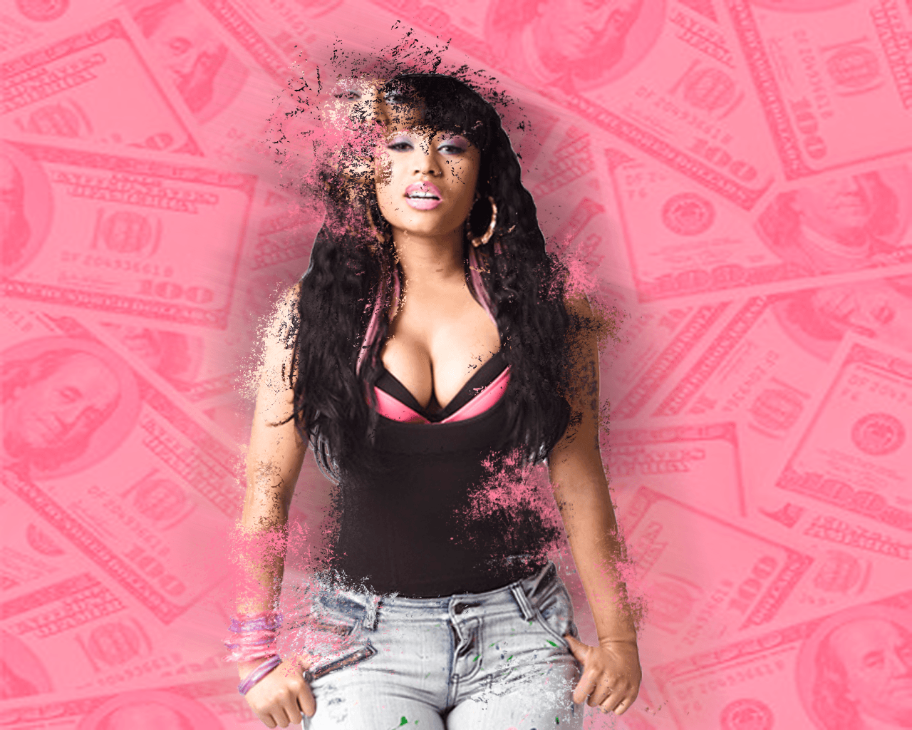 Free Nicki Minaj Wallpapers Wallpaper Cave