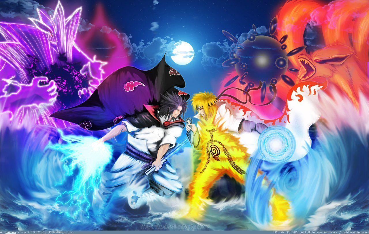 Wallpapers Naruto 3d Wallpaper Cave