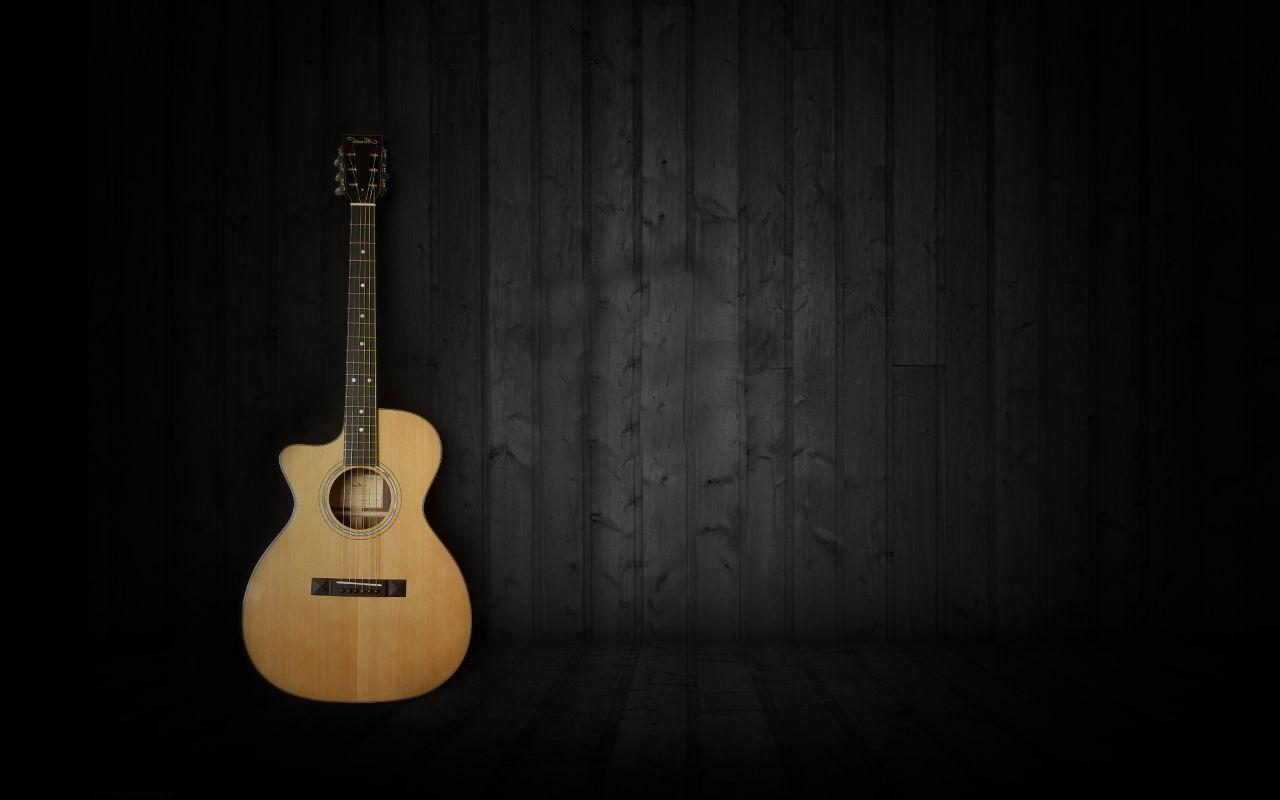 Acoustic Wallpaper: Guitar Backgrounds HD