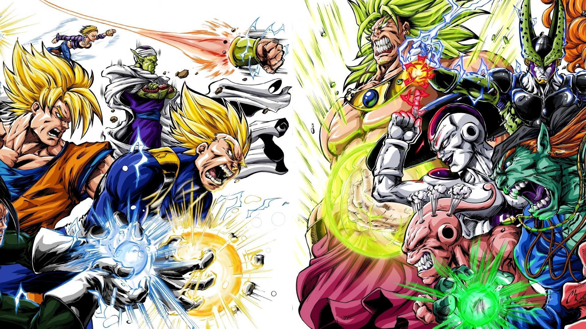 Dragon Ball Heroes Wallpapers