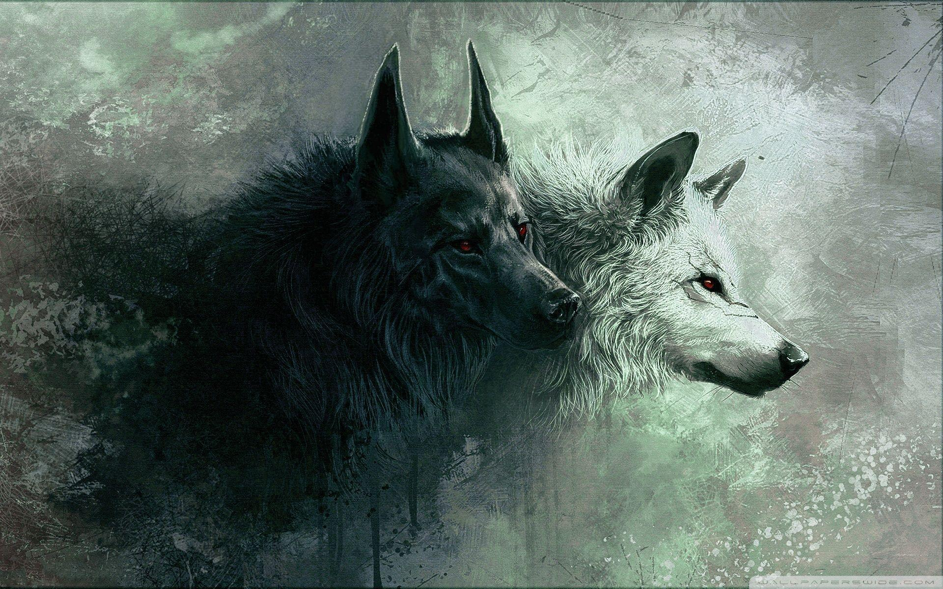 Wolf Wallpapers Anime Wallpaper Cave