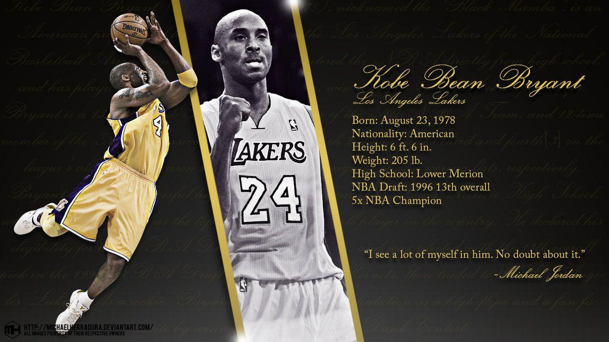 Kobe Bryant Quotes Wallpapers Wallpaper Cave