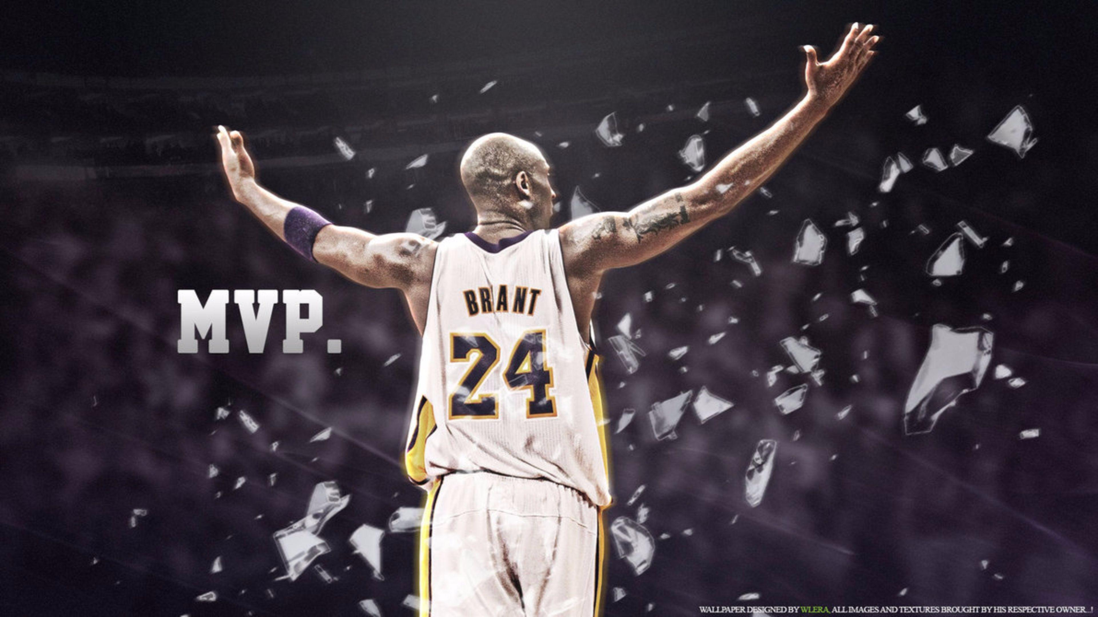 super popular 27164 599a2 MVP 4K Kobe Bryant Wallpaper   Free 4K Wallpaper