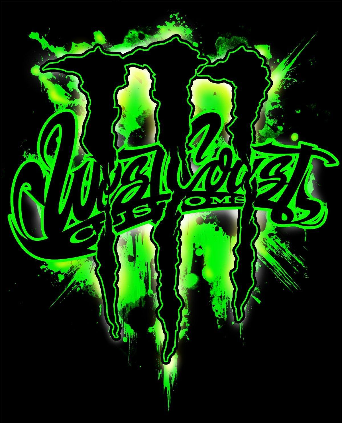 Monster Energy Wallpapers For Phones 3d Wallpaper Cave