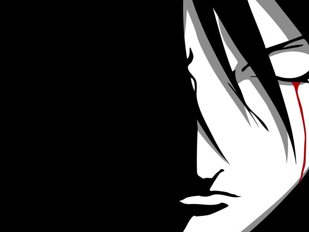 Wallpapers Sasuke Mangekyou Sharingan