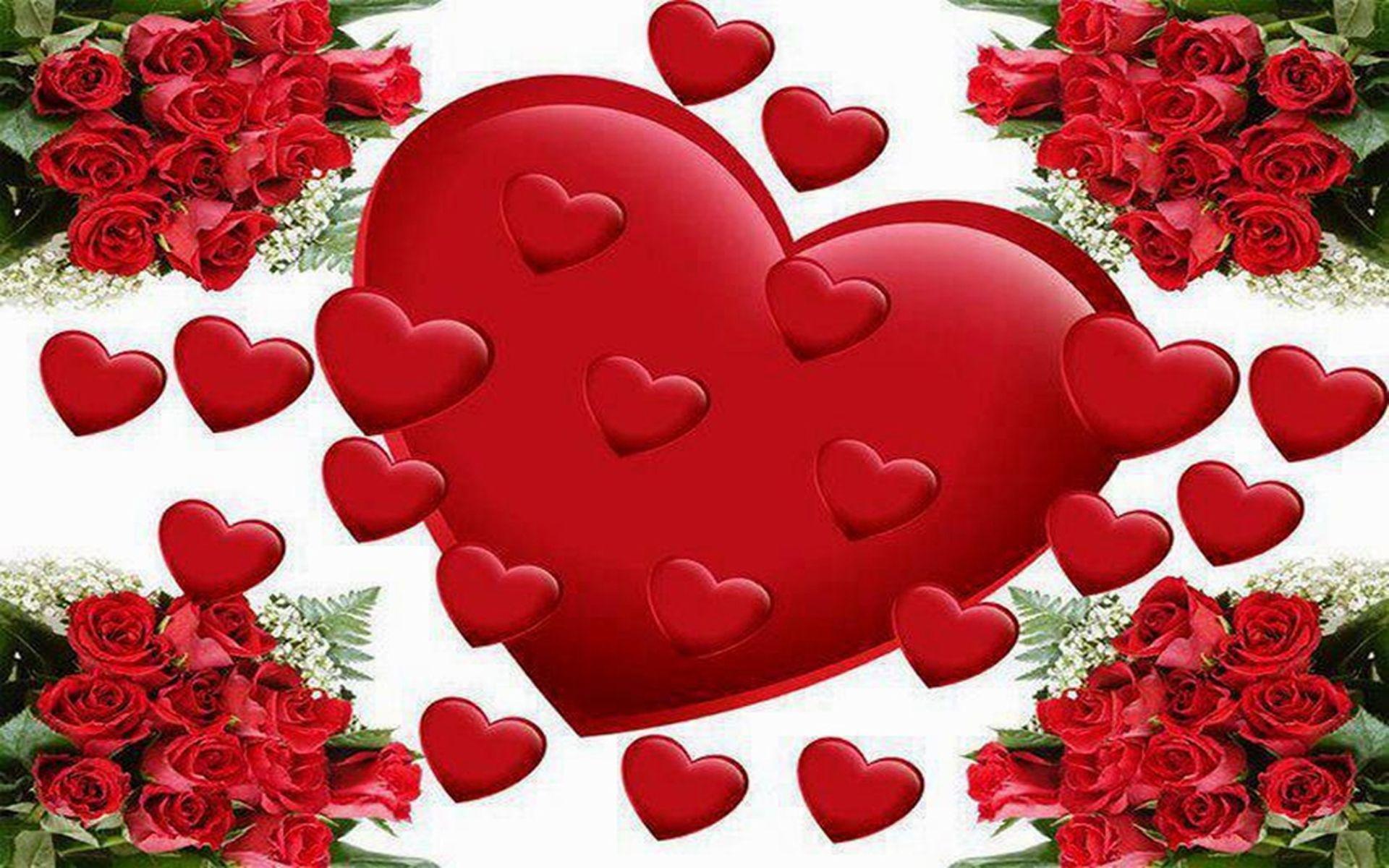 Без смысла, добрый день открытки сердечки