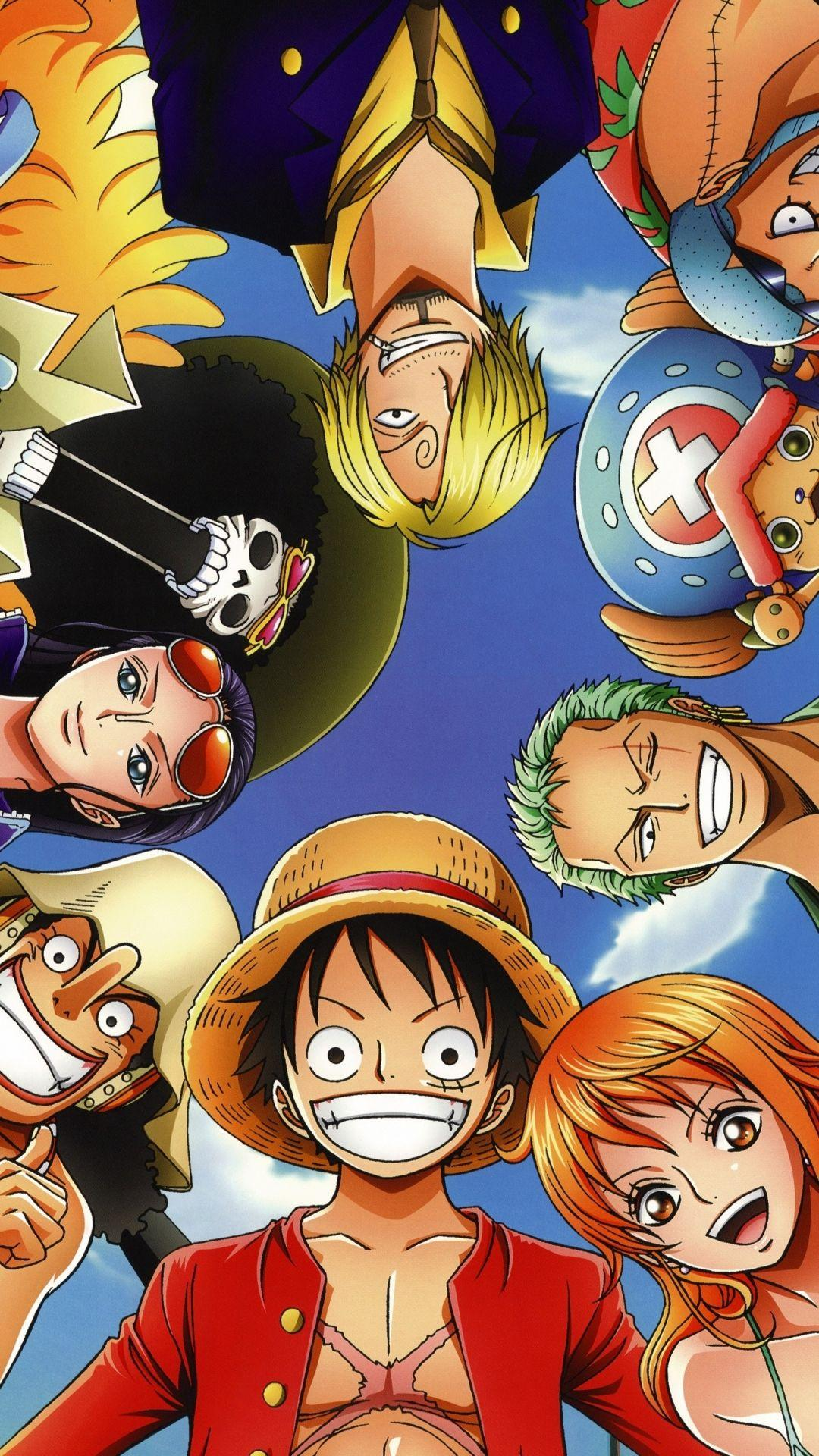Anime/One Piece