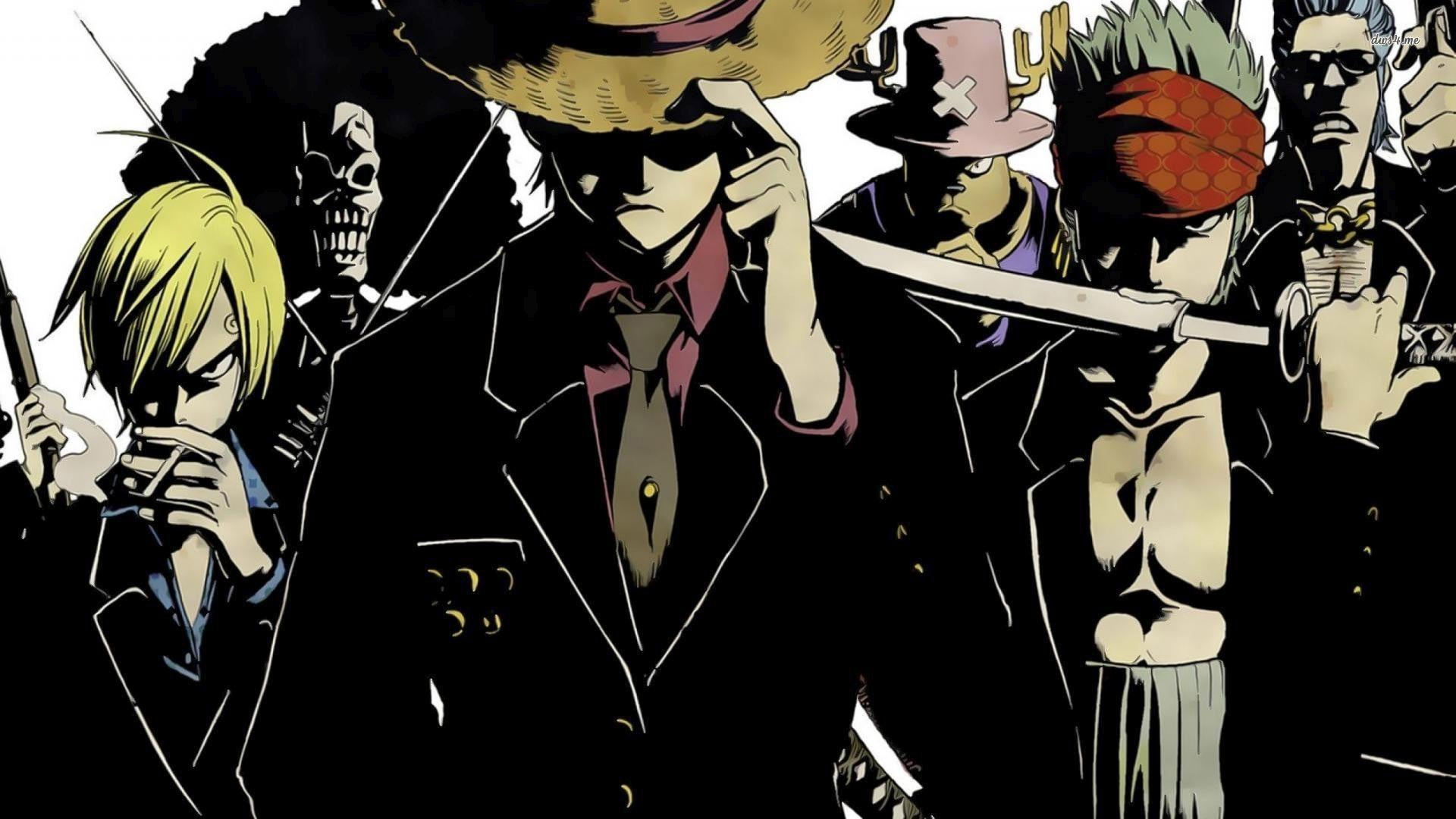 One Piece Wallpapers Hd 1920x1080 Wallpaper Cave