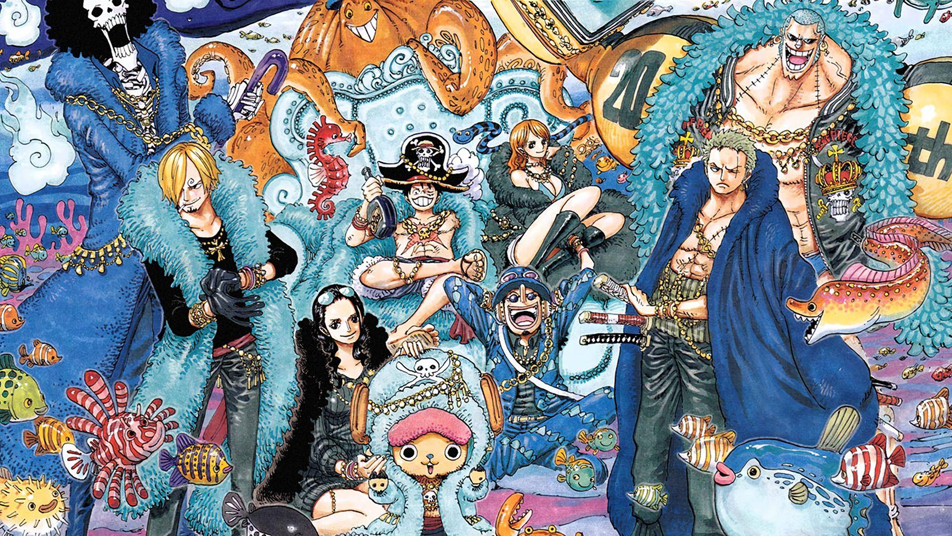 Nico Robin One Piece Wallpapers - Wallpaper Cave