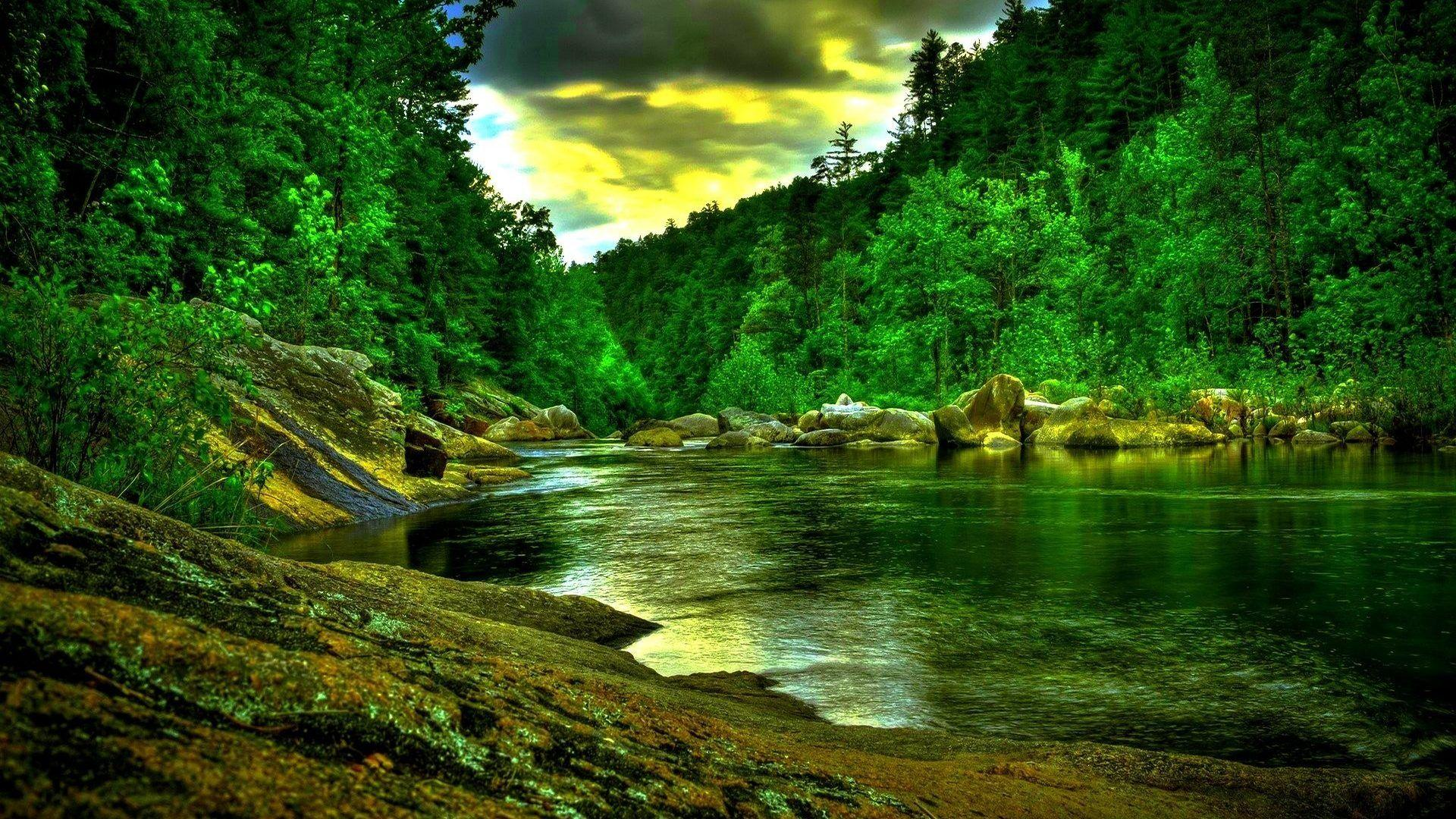 Nature Wallpapers For Desktop Backgrounds Full Screen