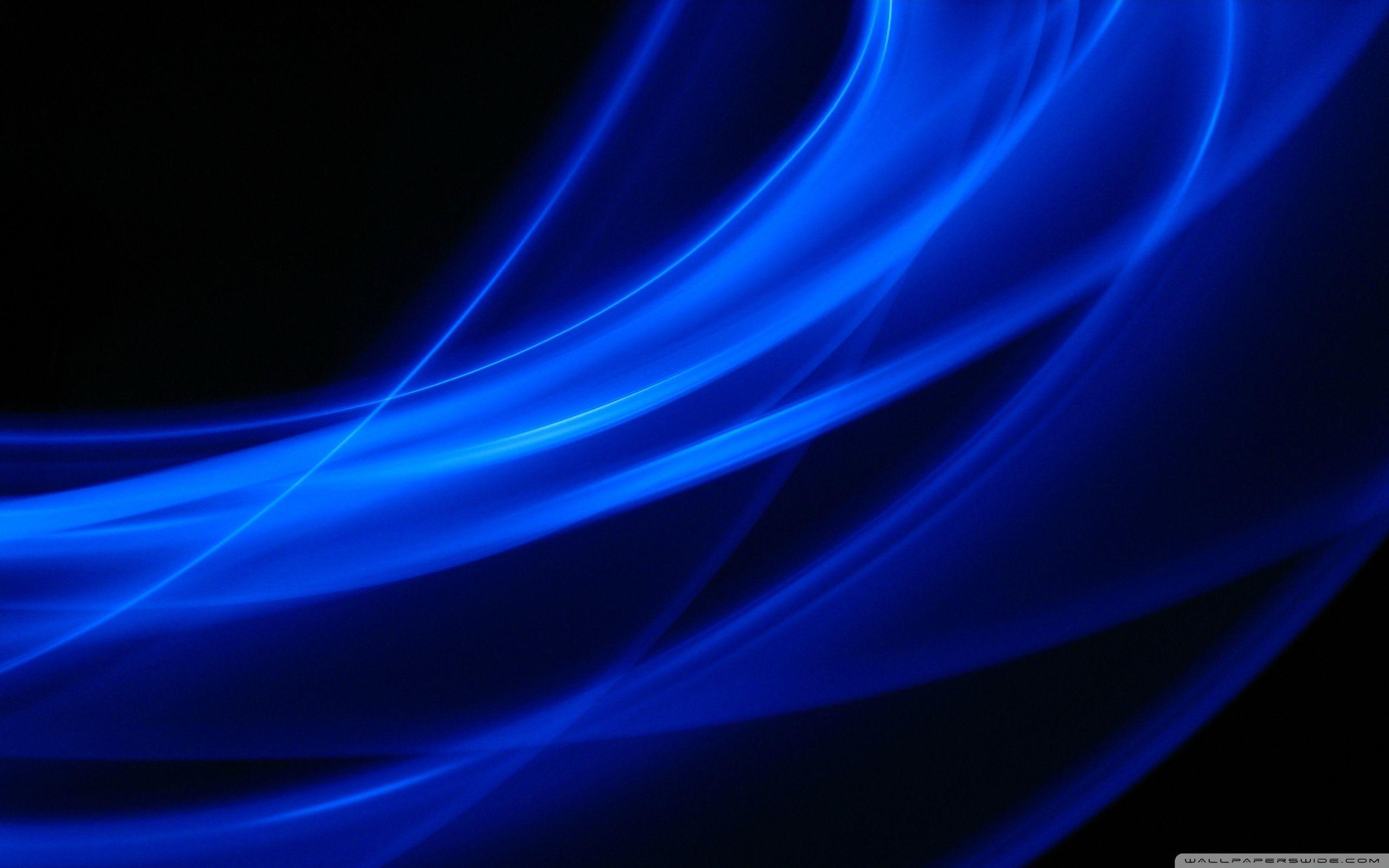 Aero Dark Blue 4k Hd Desktop Wallpaper For Ultra Tv Wide