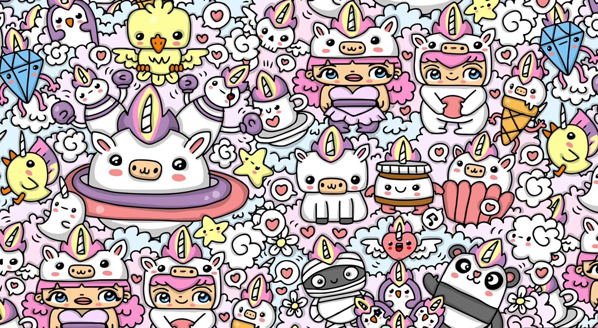 Doodle Wallpapers Free Download